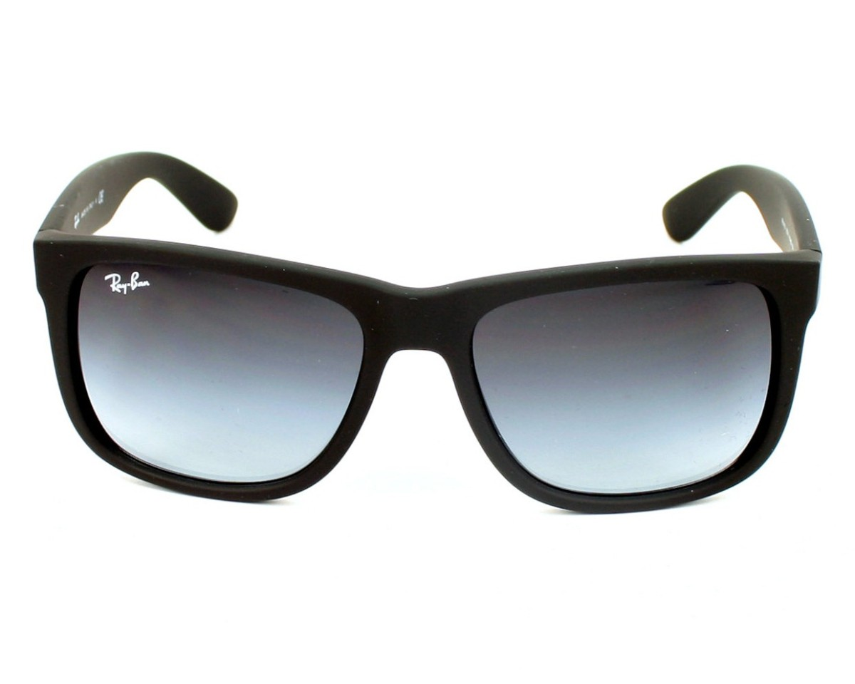 aa19652640d Sunglasses Ray-Ban RB-4165 601 8G 51-15 Black front view