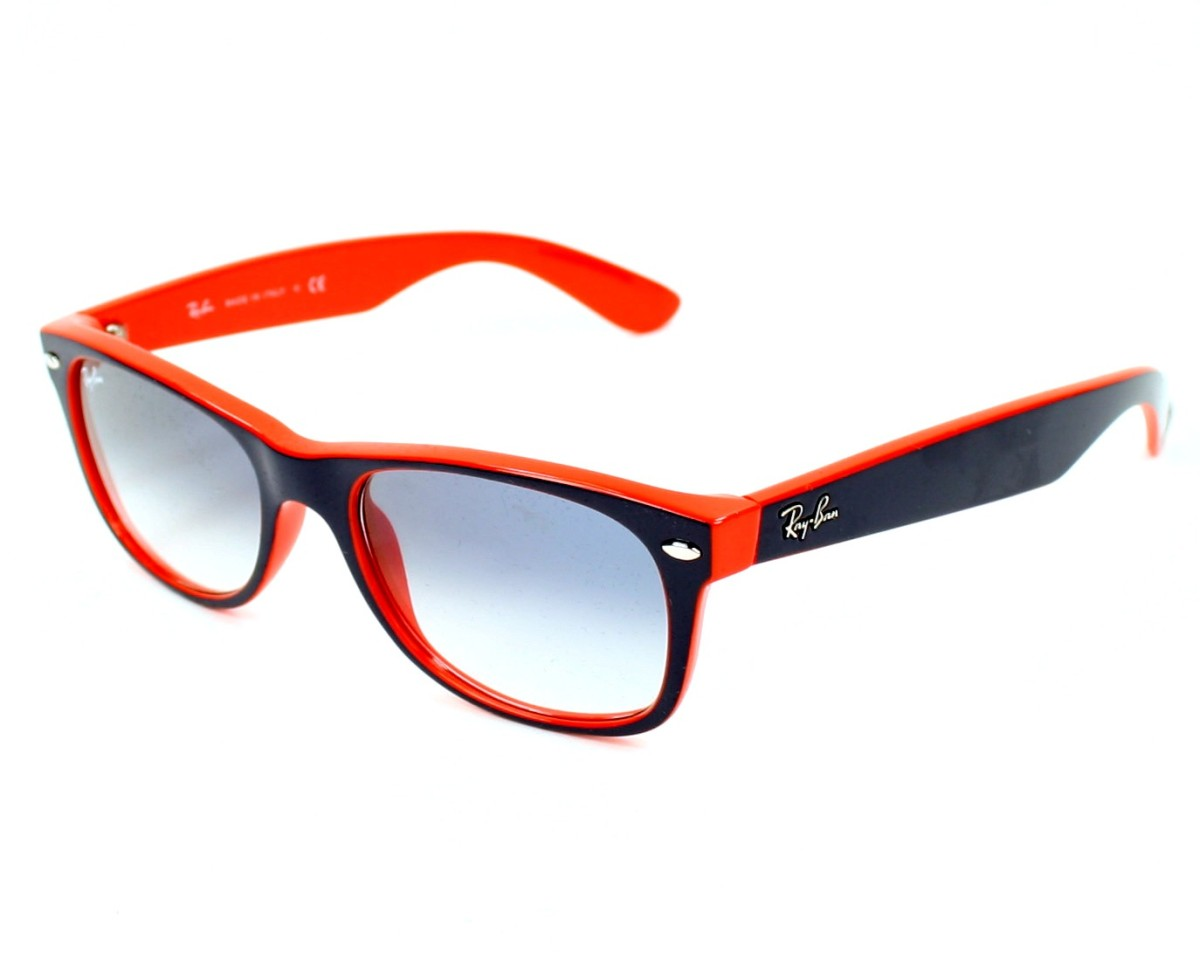 ff2725593 Sunglasses Ray-Ban RB-2132 789/3F 52-18 Blue Orange profile