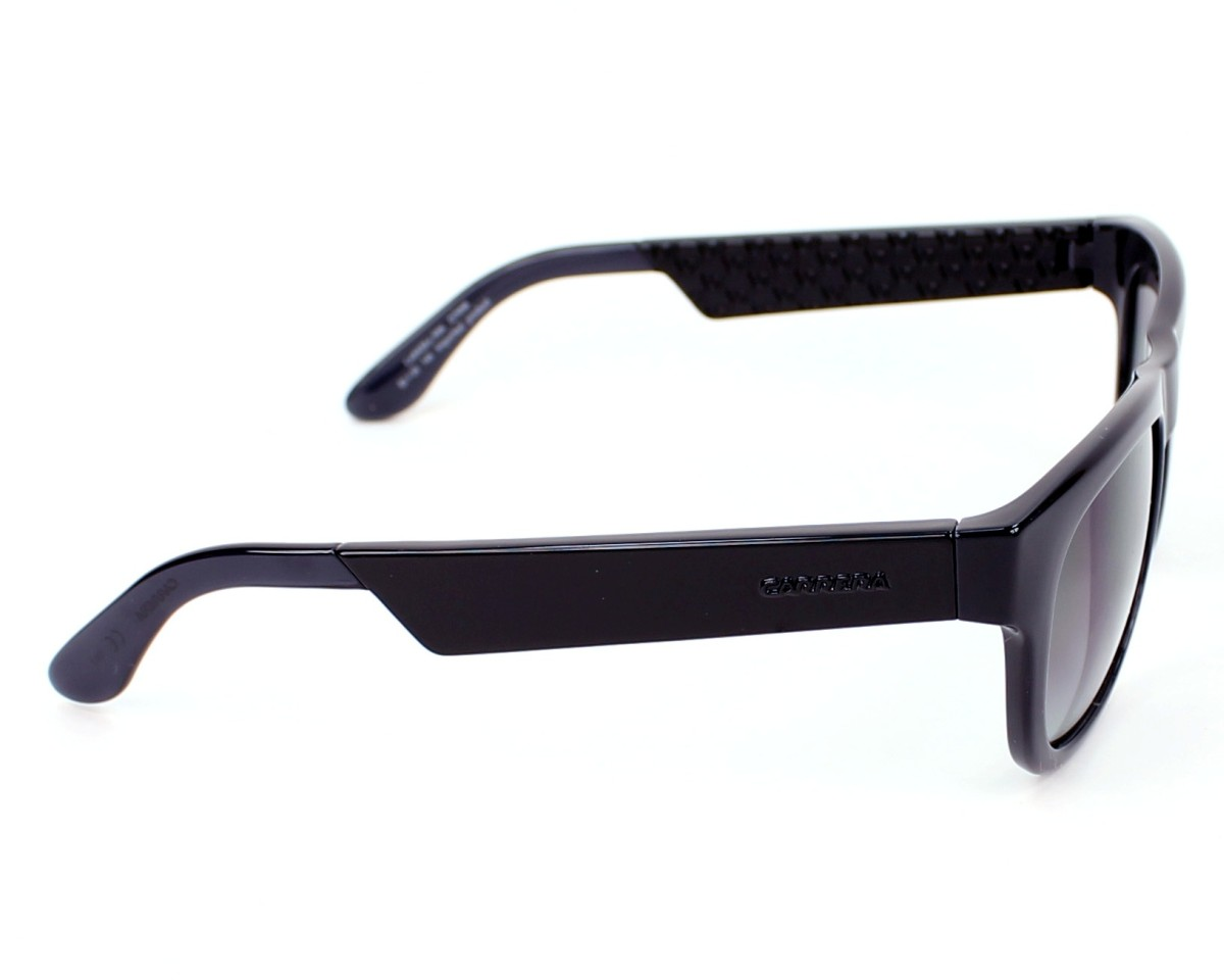 92d322630698ad Sunglasses Carrera 5006 D7N N6 - Black side view