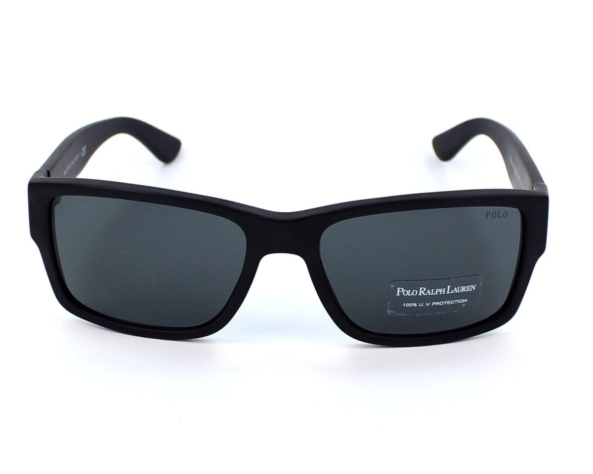 8f8daaacab Sunglasses Polo Ralph Lauren PH-4061 5001/87 57-17 Black front view