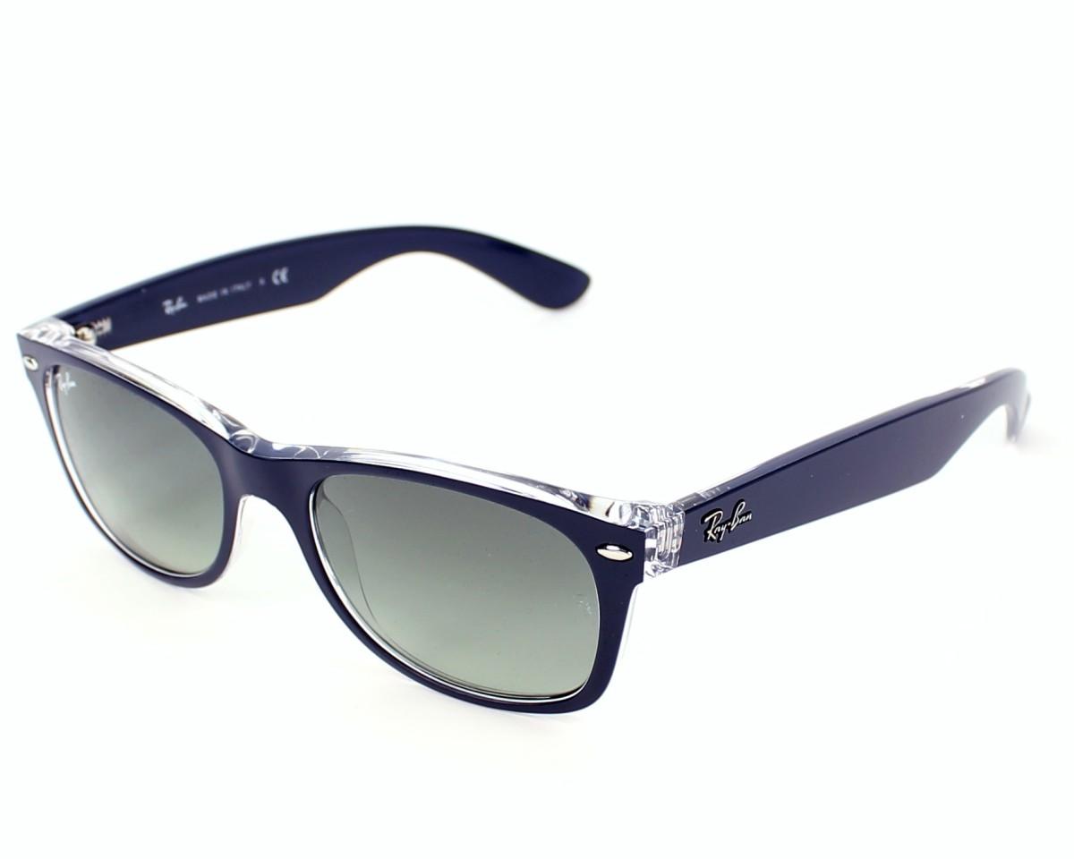 beddeeabcd3 Sunglasses Ray-Ban RB-2132 6053 71 52-18 Blue Crystal profile