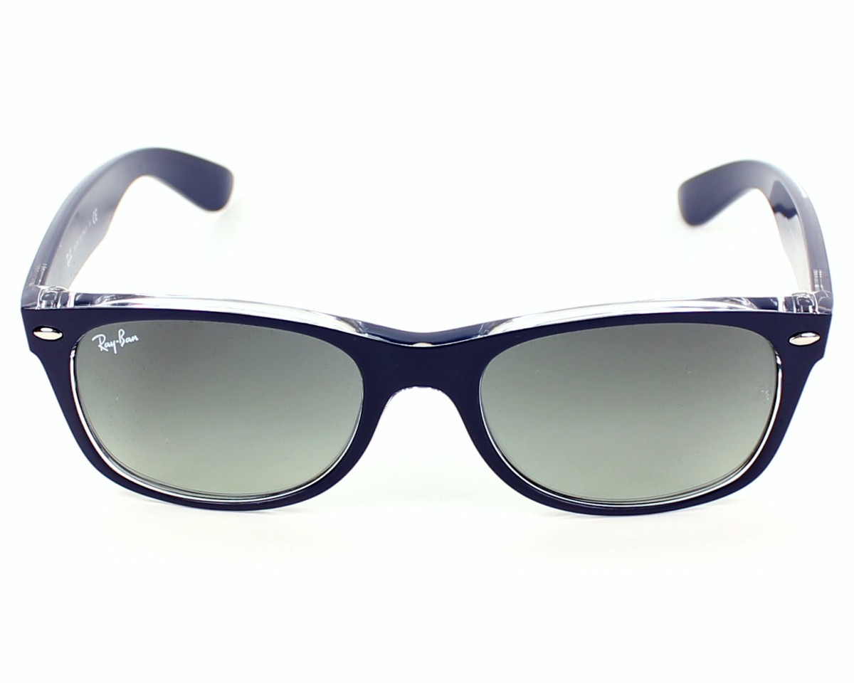 129029cddc393 Sunglasses Ray-Ban RB-2132 6053 71 52-18 Blue Crystal front