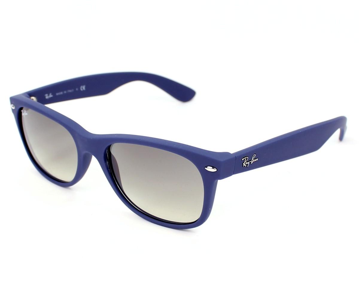 1eac1cf9e9 thumbnail Sunglasses Ray-Ban RB-2132 811 32 - Blue profile view