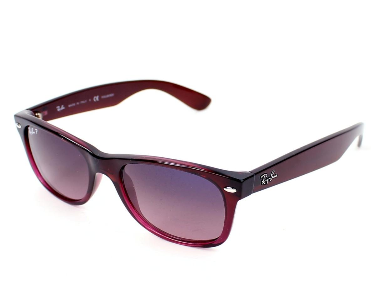 Ray Ban Sunglasses New Wayfarer Rb 2132 843 77