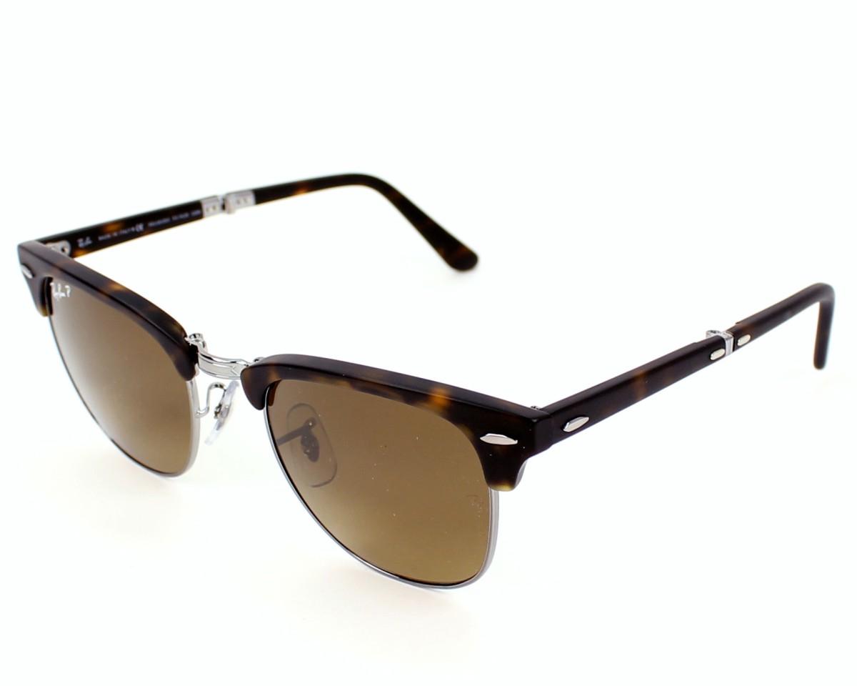 7c7e4f19f8 thumbnail Sunglasses Ray-Ban RB-2176 1151 M7 - Havana Silver front view