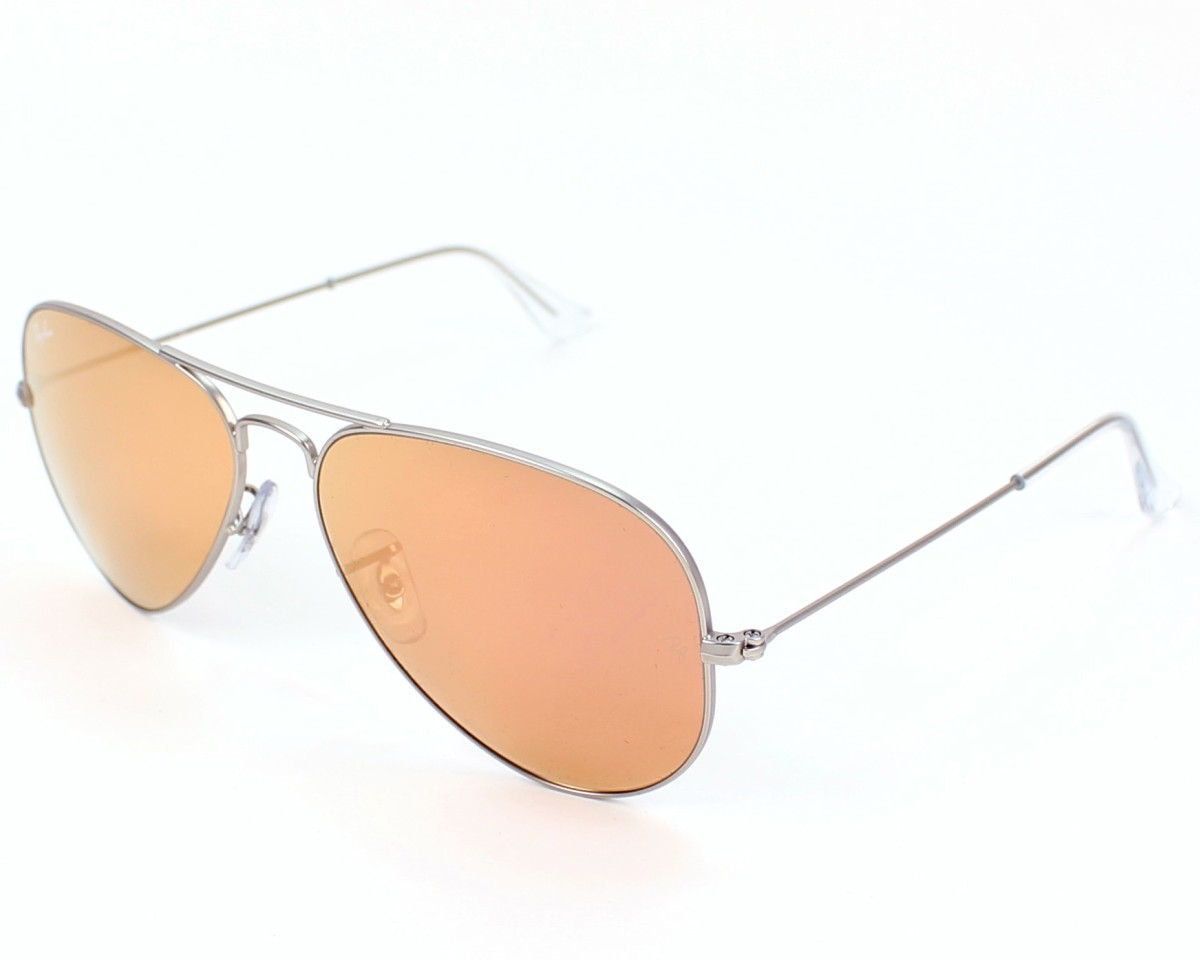 733db21d6 Sunglasses Ray-Ban RB-3025 019/Z2 58-14 Grey profile view