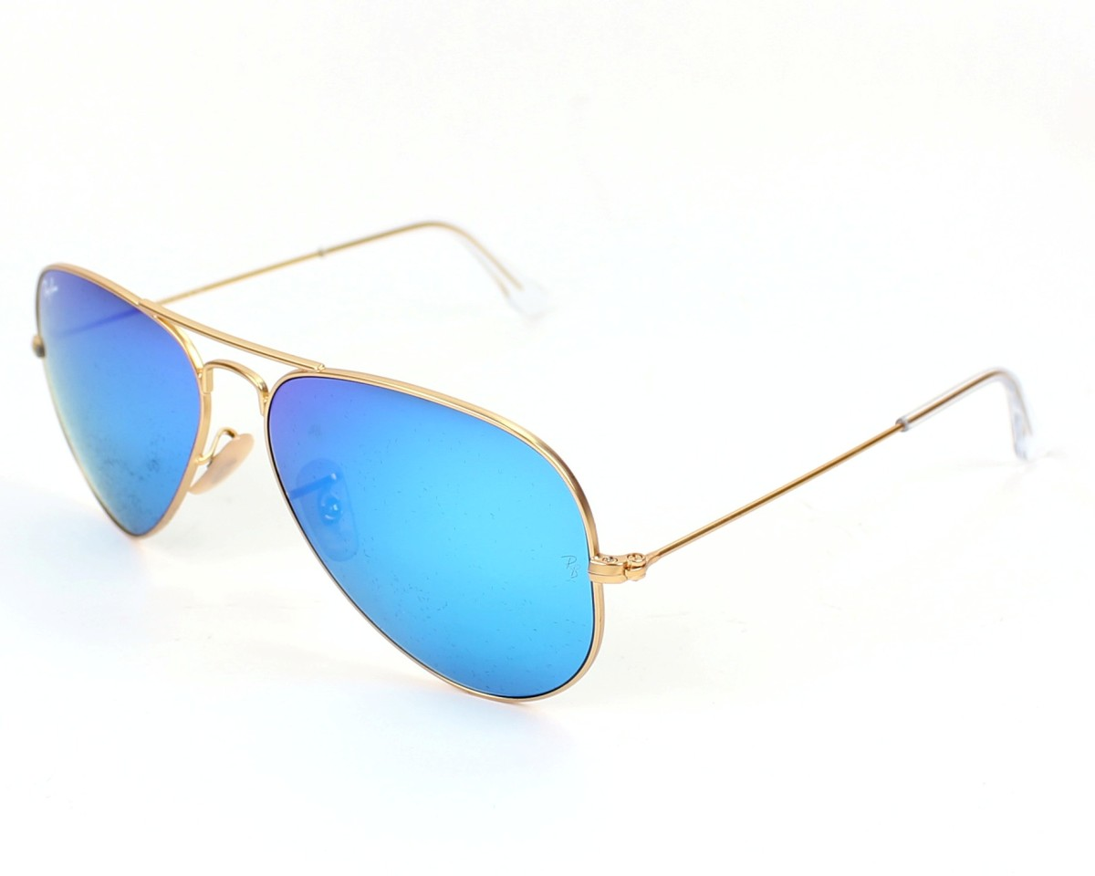 lunette ray ban aviator taille 55