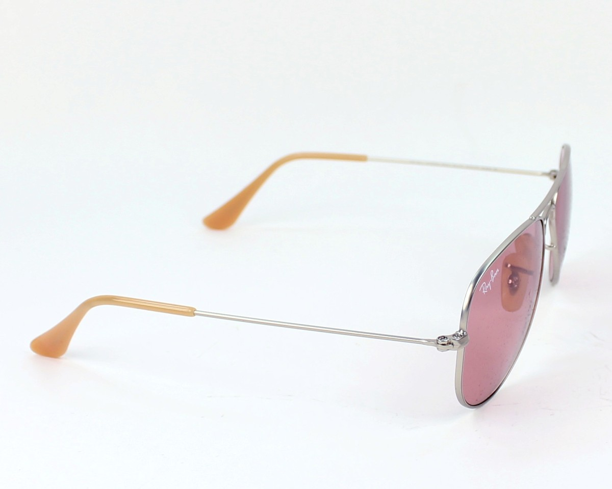Ray Ban RB3044 Aviator Small Metal 019