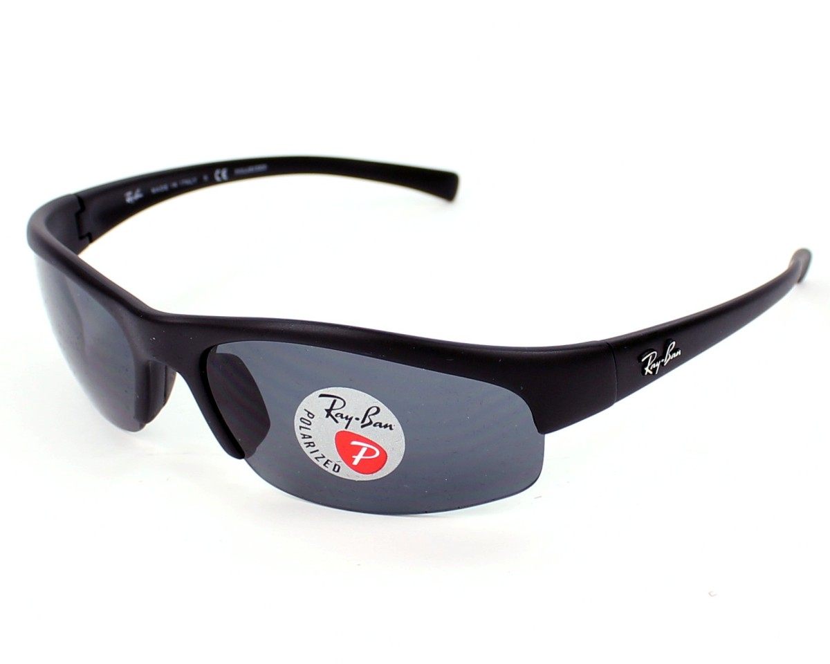 af58a9256fb Sunglasses Ray-Ban RB-4039 601S81 - Black profile view