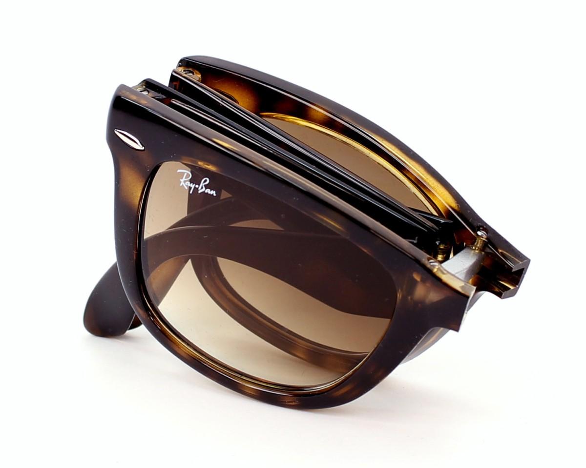 Ray Ban Sunglasses Rb 4105 710 51 Havana With Brown