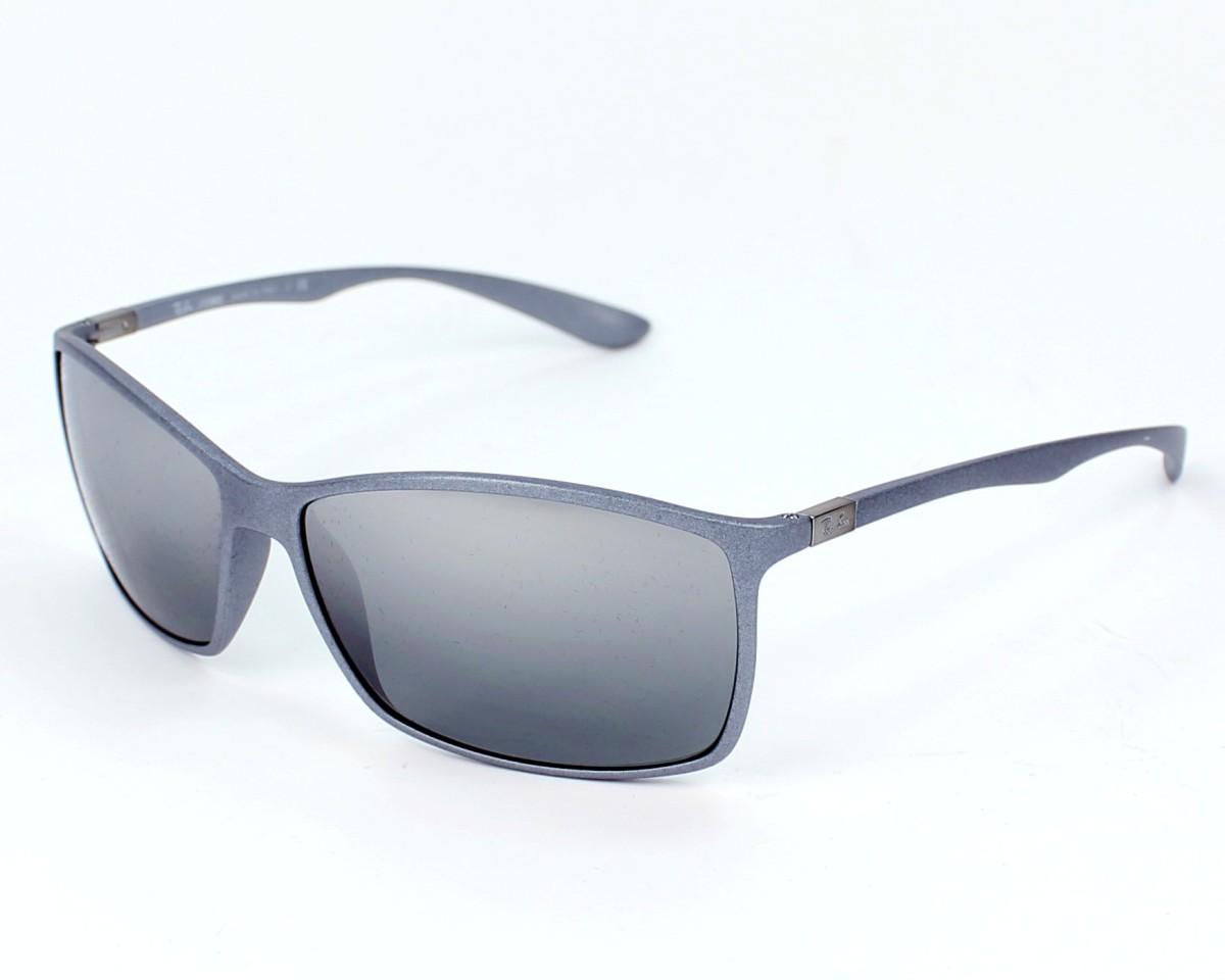 a7062f4417a5c thumbnail Sunglasses Ray-Ban RB-4179 6017 88 - Stone profile view