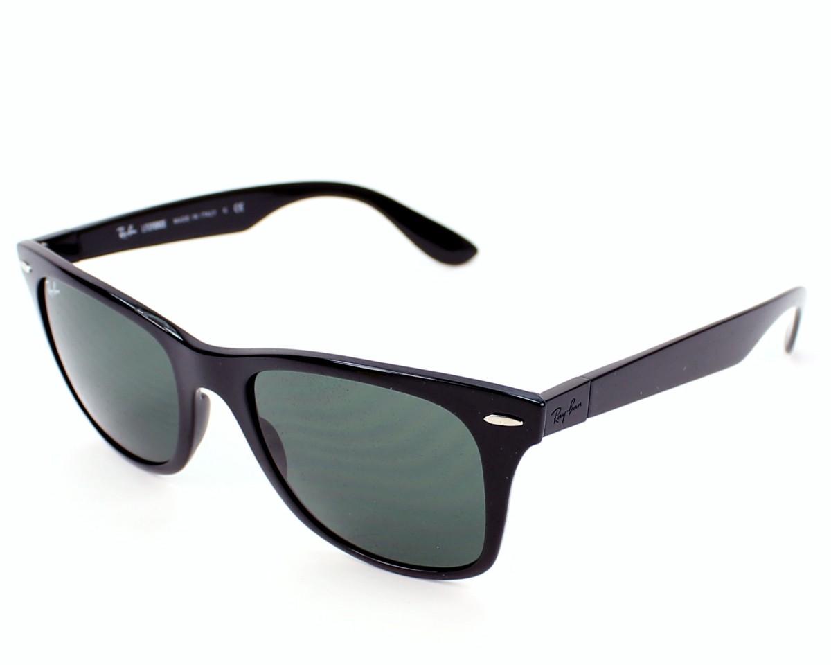 f4b1762406d thumbnail Sunglasses Ray-Ban RB-4195 601 71 - Black profile view