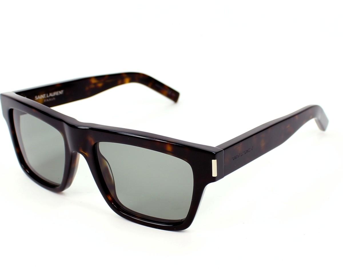 2c33fafef55 Sunglasses Yves Saint Laurent YSLBOLD-5 0865L - Havana profile view