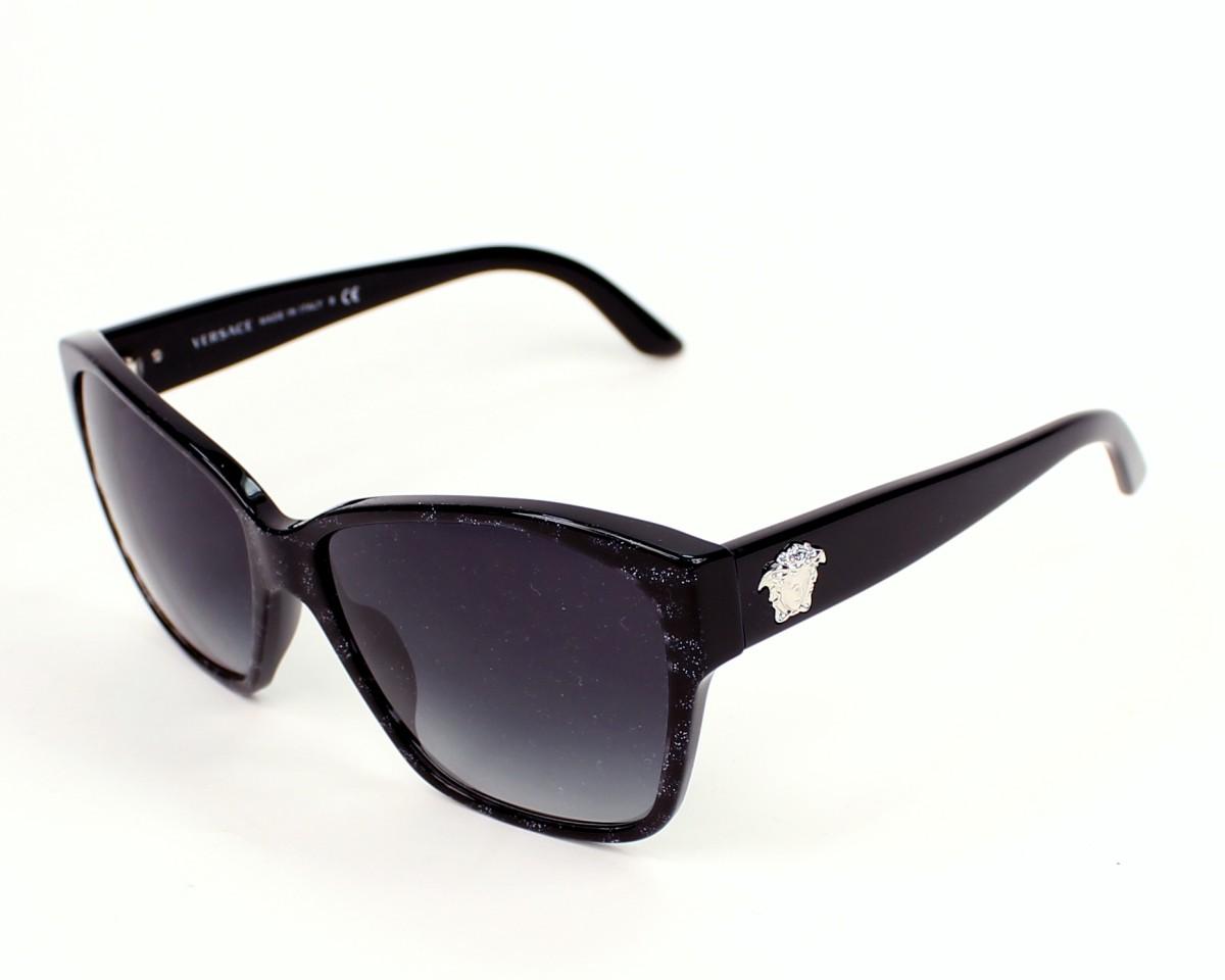 1d8680c9a8e6 Sunglasses Versace VE-4277 5136/8G - Black Black profile view