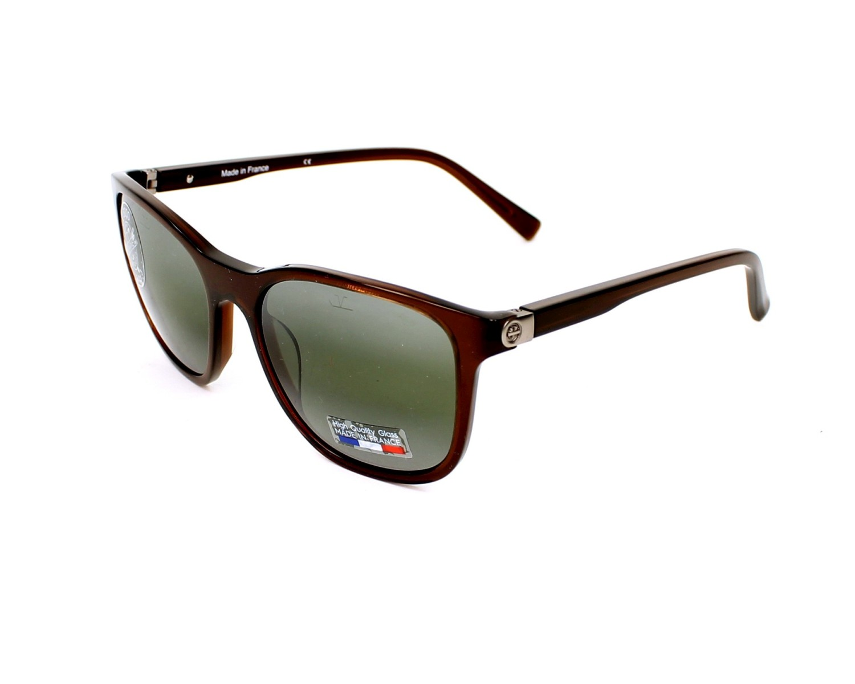 d50bfb0ddc Sunglasses Vuarnet VL-1519 0004 - Brown profile view