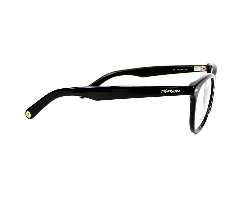 5b521df6cb3 eyeglasses Yves Saint Laurent YSL-2359 807 - Black side view