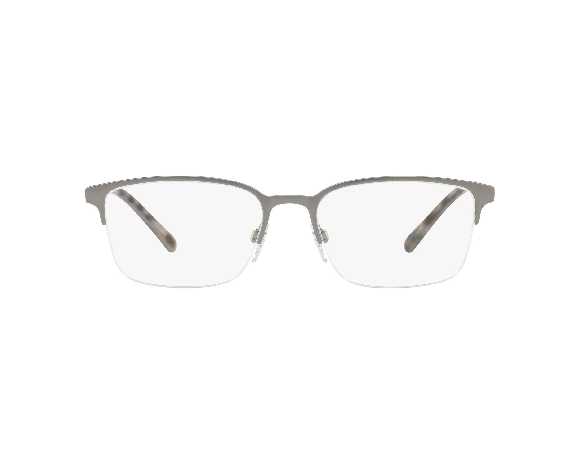 eyeglasses Burberry BE-1323 1014 54-18 Gun Grey 360 degree view 1