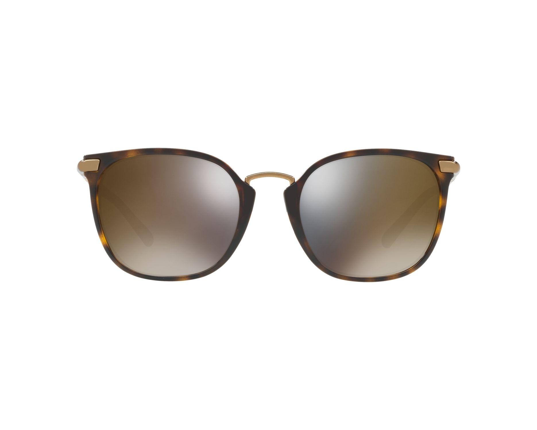 3dc34c3d57 Sunglasses Burberry BE-4262 30024T 53-21 Havana 360 degree view 1