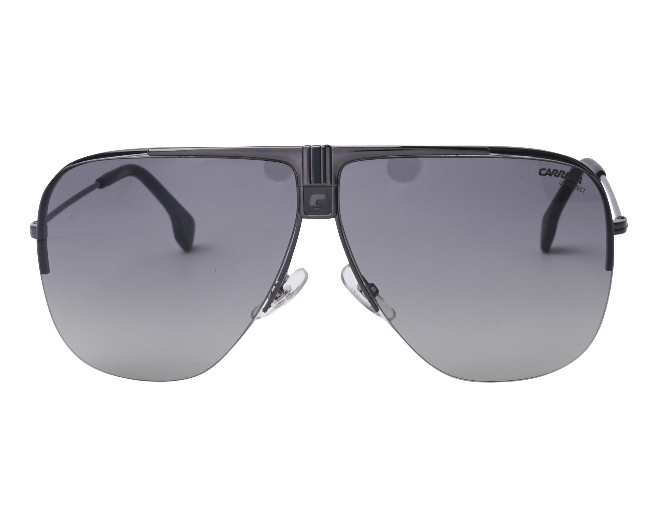 c0619f652f Sunglasses Carrera 1013-S V81PR 64-9 Ruthenium front view