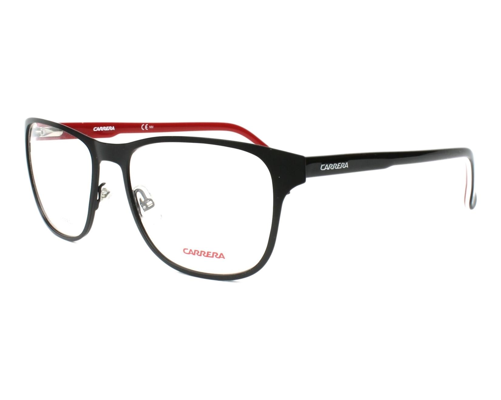 Carrera Eyeglasses 1104-V 003 Black - Visionet UK