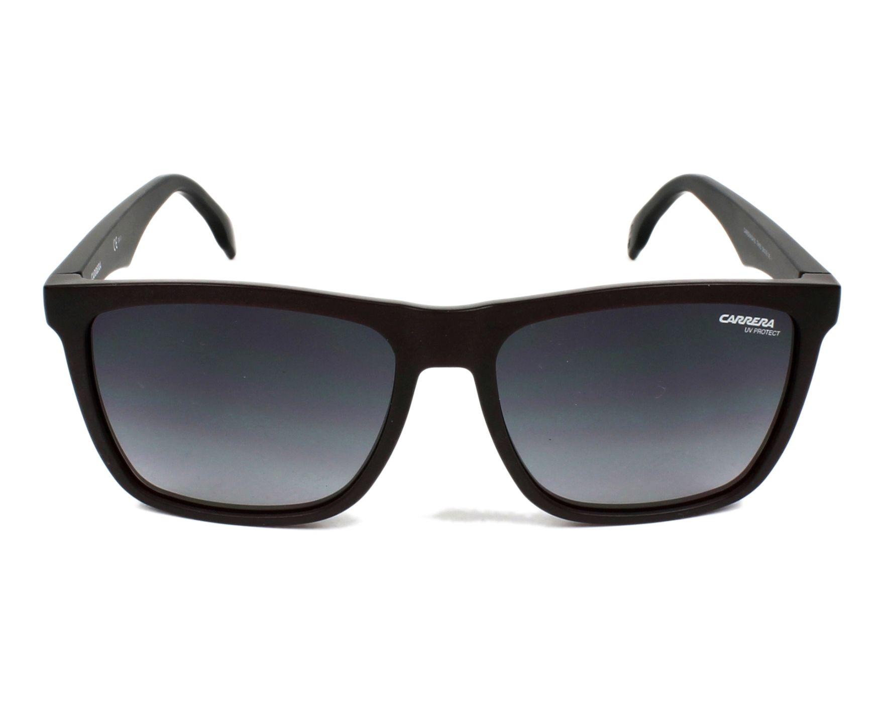 41ab26e6ba72cc Sunglasses Carrera 5041-S T9H 9O - Brown Black front view