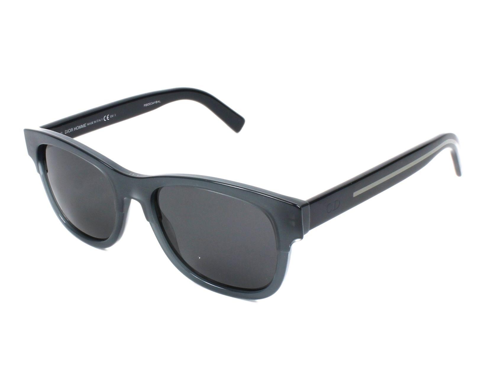 24ab738574 Sunglasses Christian Dior BLACKTIE-196-S L09 Y1 54-19 Grey Blue