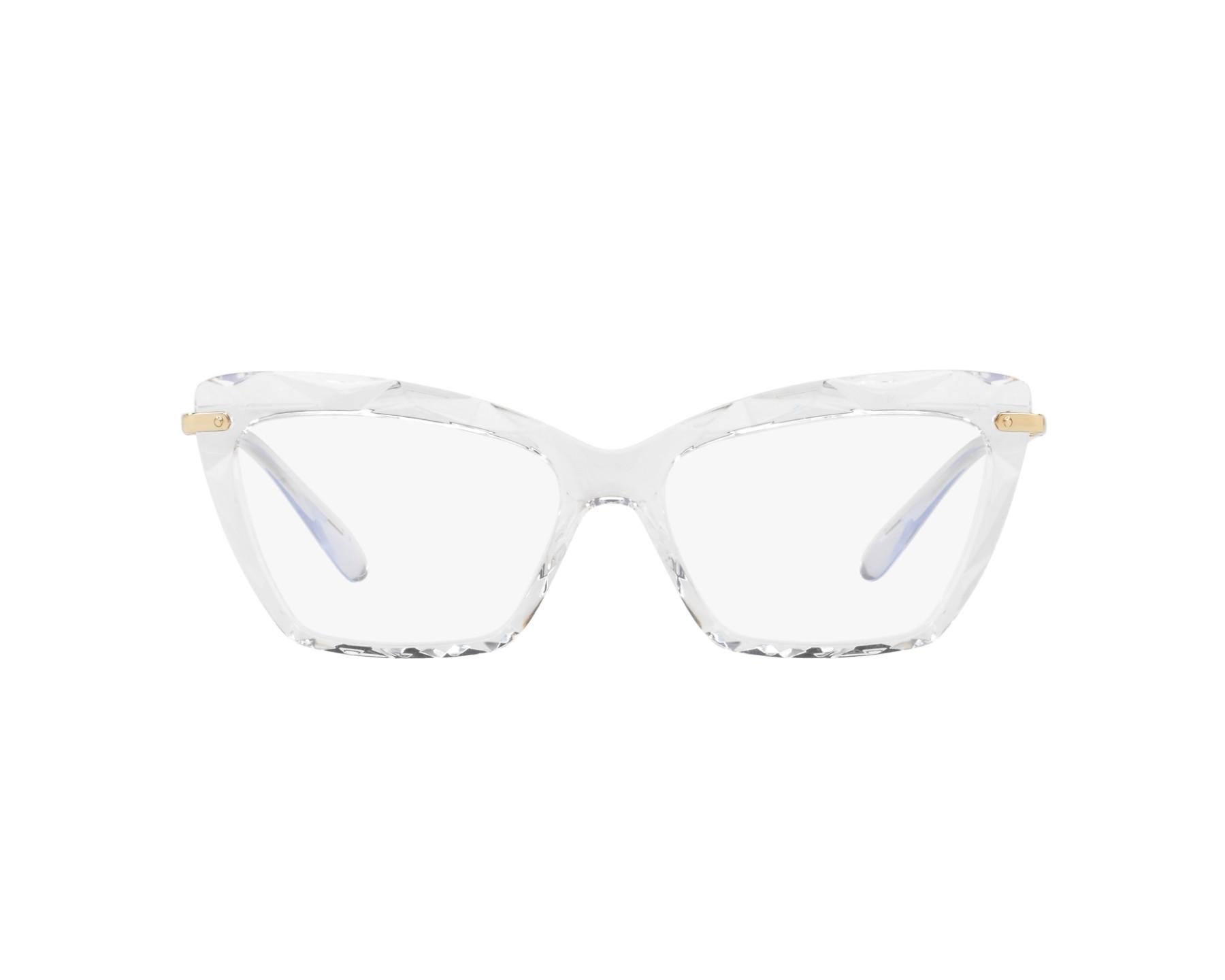 940b2aab52b eyeglasses Dolce   Gabbana DG-5025 3133 53-15 Crystal Gold 360 degree view