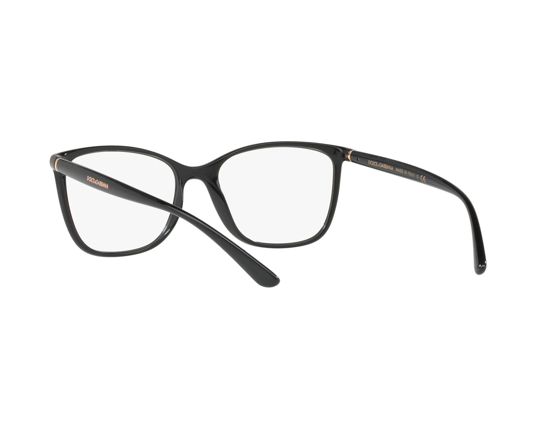 Eyeglasses Dolce /& Gabbana DG 5026 501 BLACK