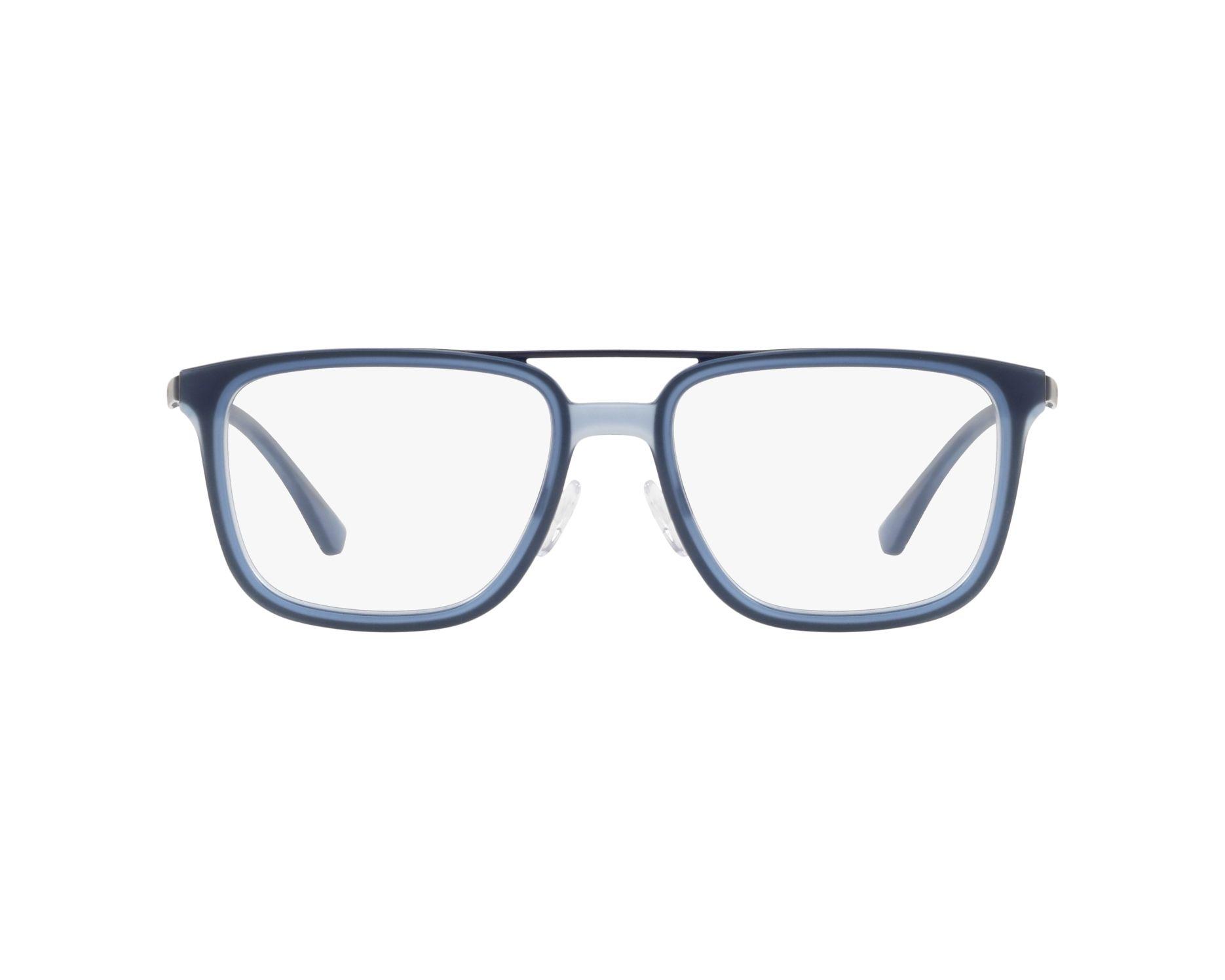 Emporio Armani Eyeglasses EA-1073 3128 Blue - Visionet UK