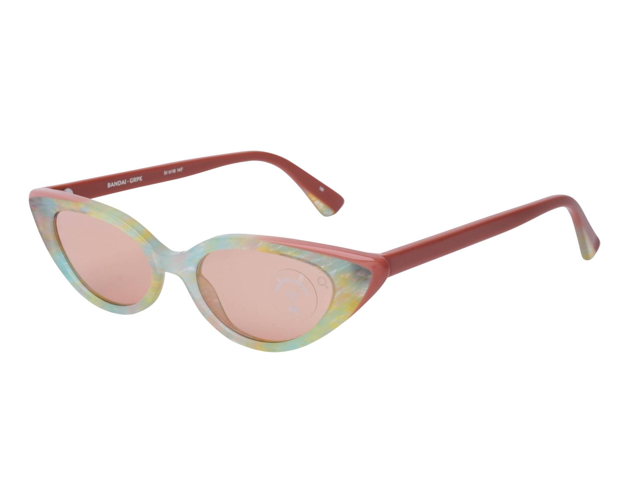 5f2f01edea Sunglasses Etnia Barcelona BANDAI GRPK 51-18 Marble Rosa profile view