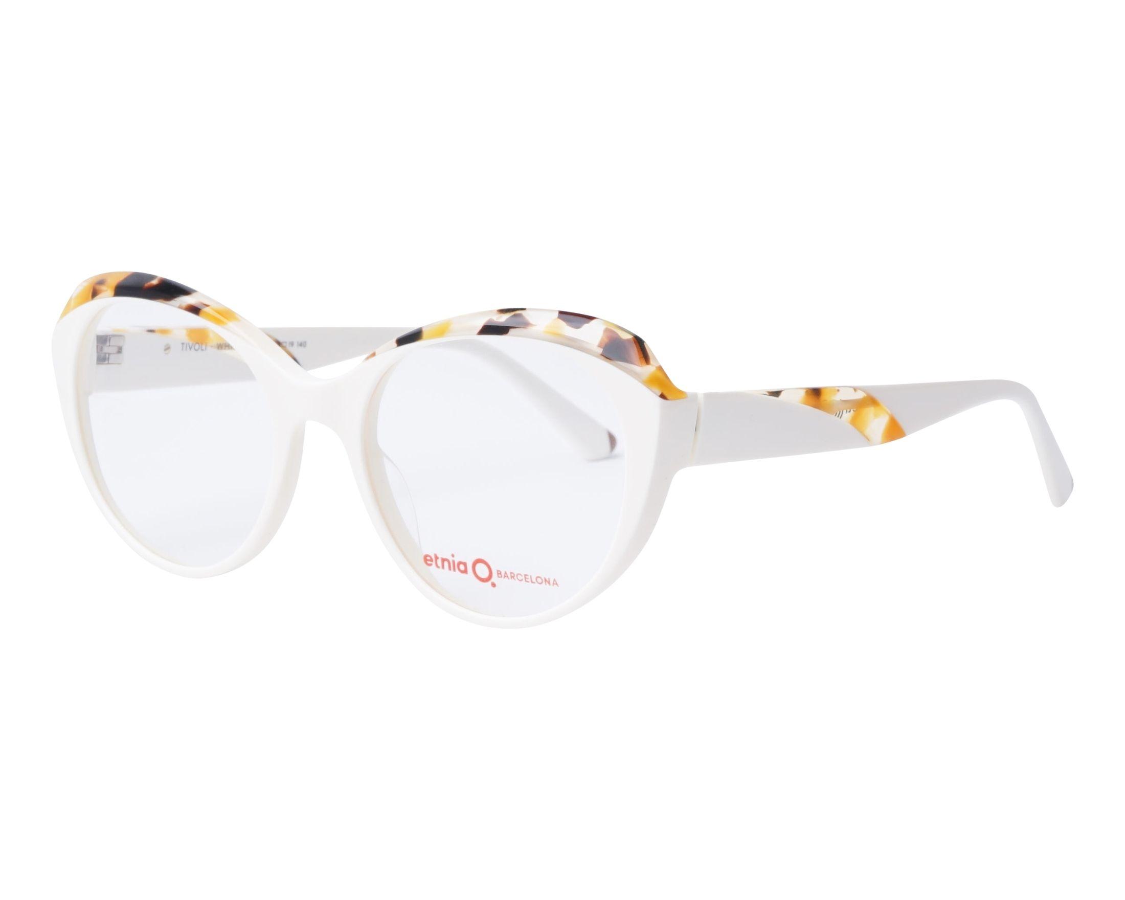 6ecf52d2c05 eyeglasses Etnia Barcelona TIVOLI WHHV - White Havana profile view