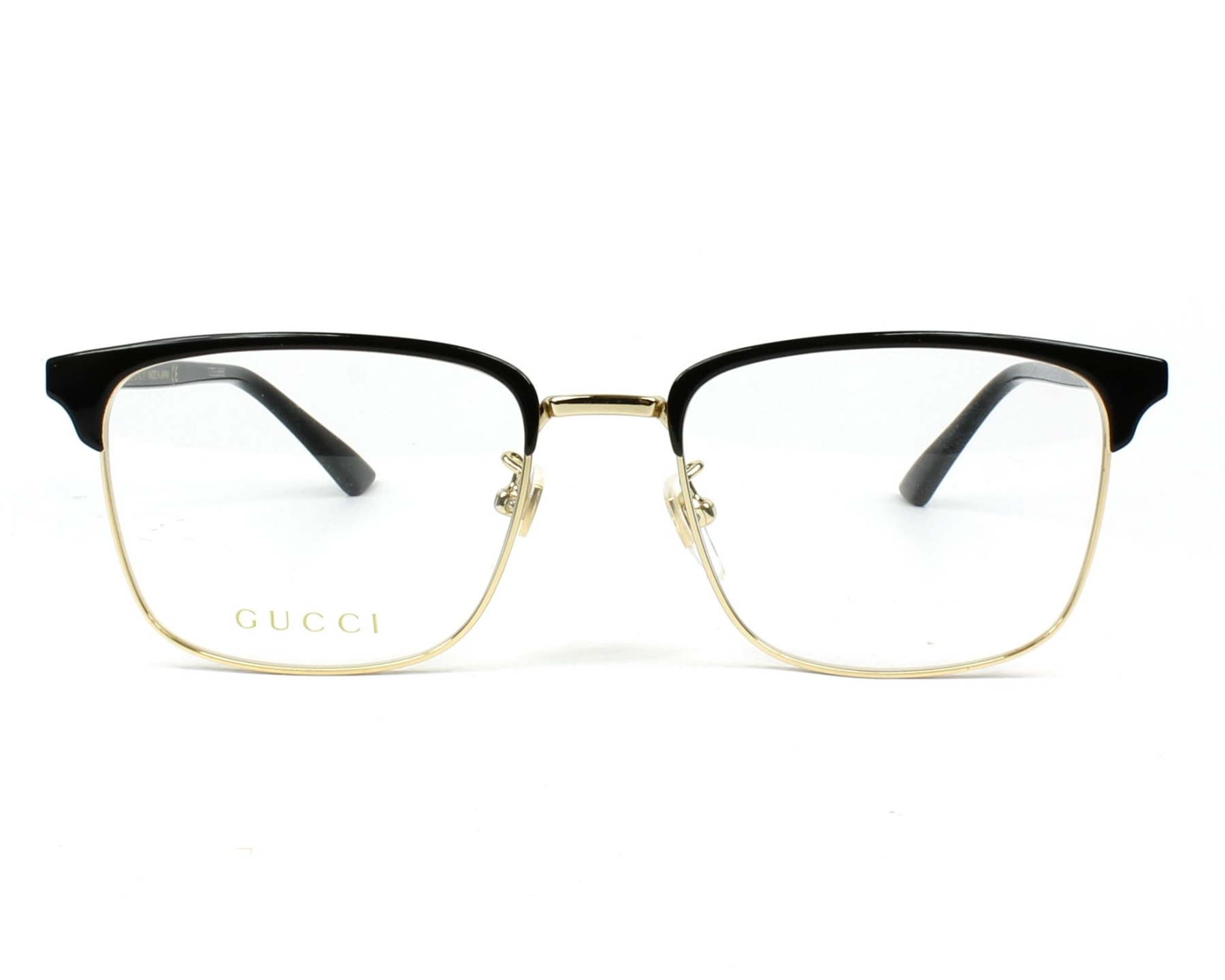 Gucci Eyeglasses GG-01300 001 Black - Visionet UK