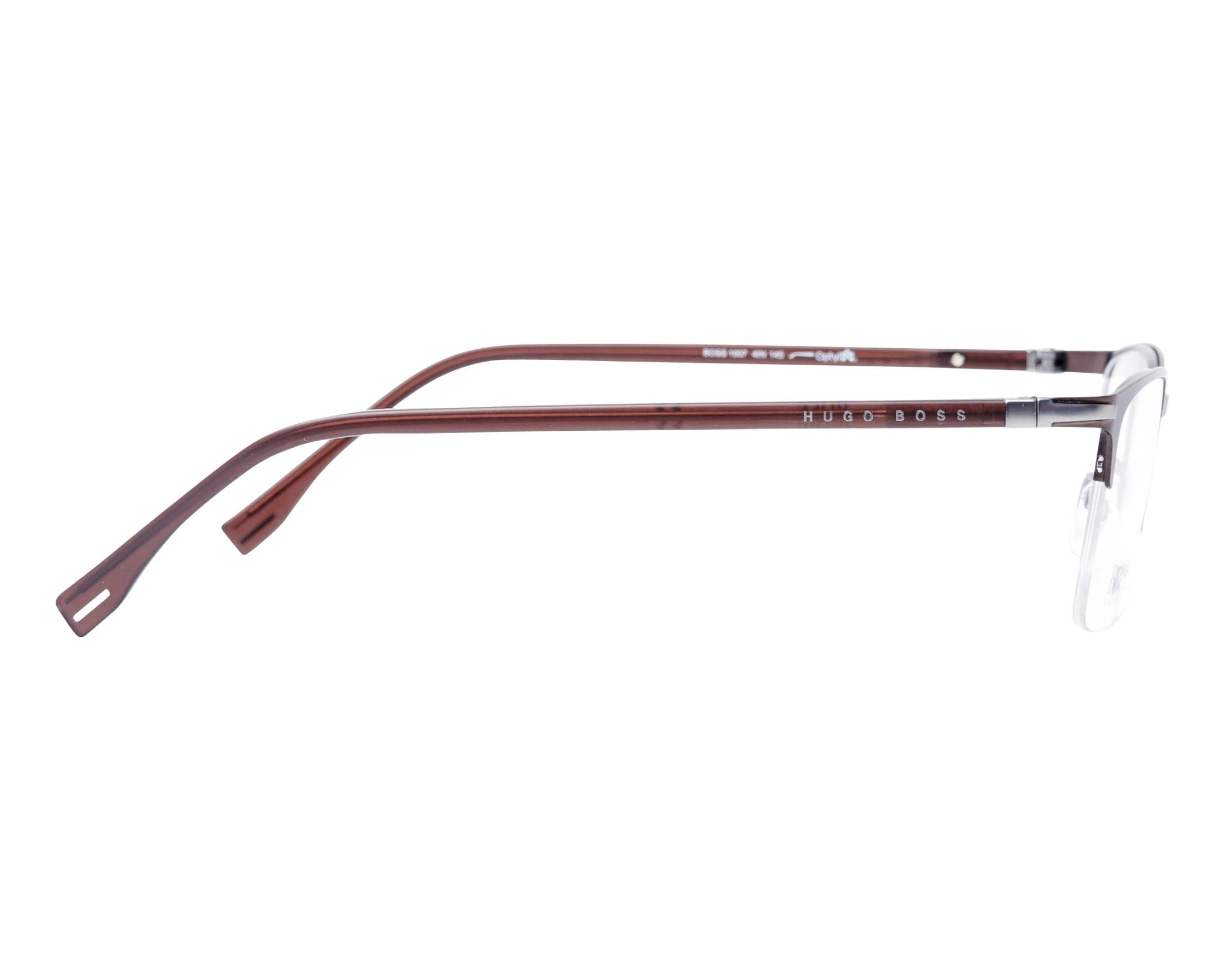 a1aa5ca4a7 eyeglasses Hugo Boss BOSS-1007 4IN 52-19 Brown side view