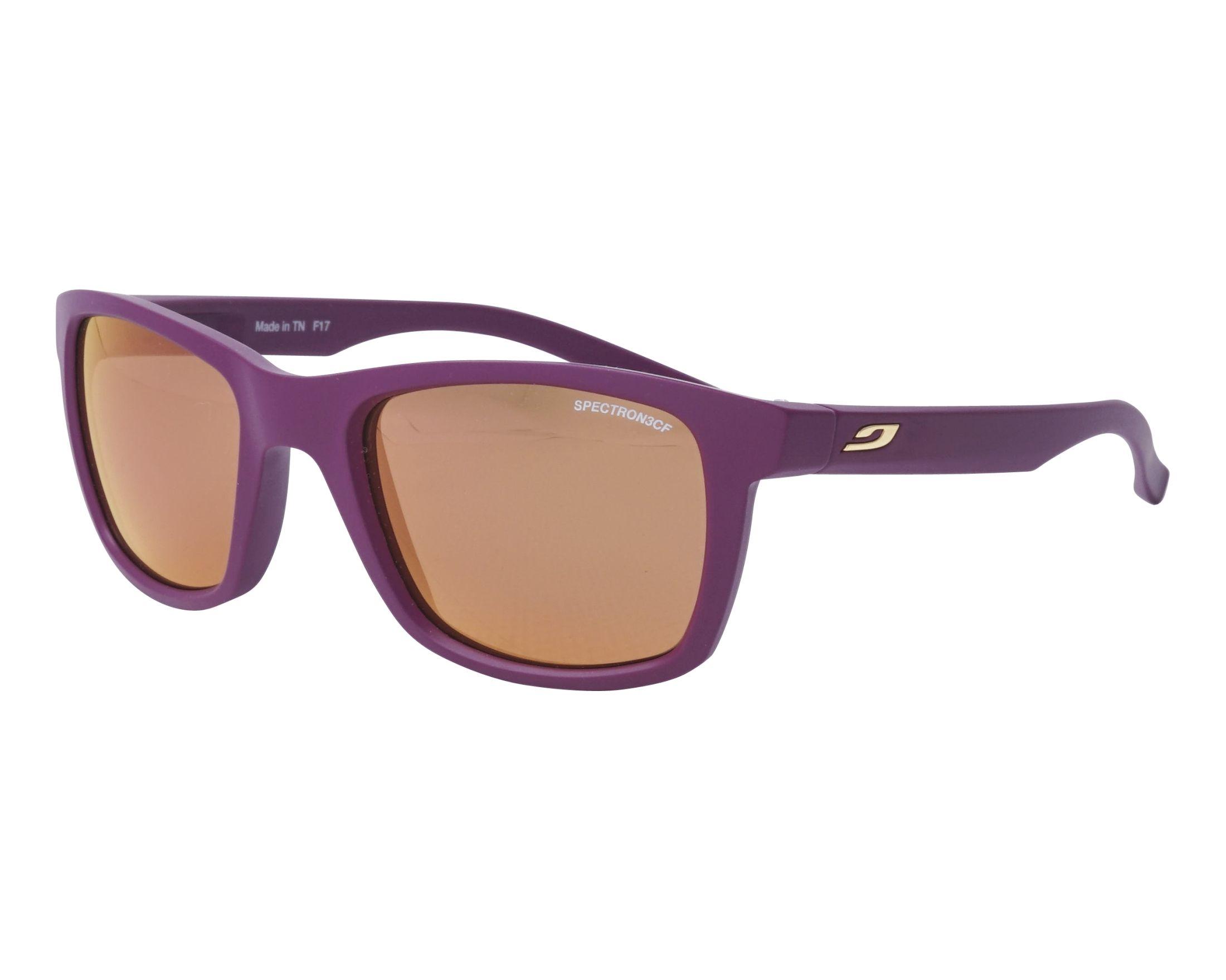 a9e299ec3a thumbnail Sunglasses Julbo J477 1126 50-19 Purple profile view