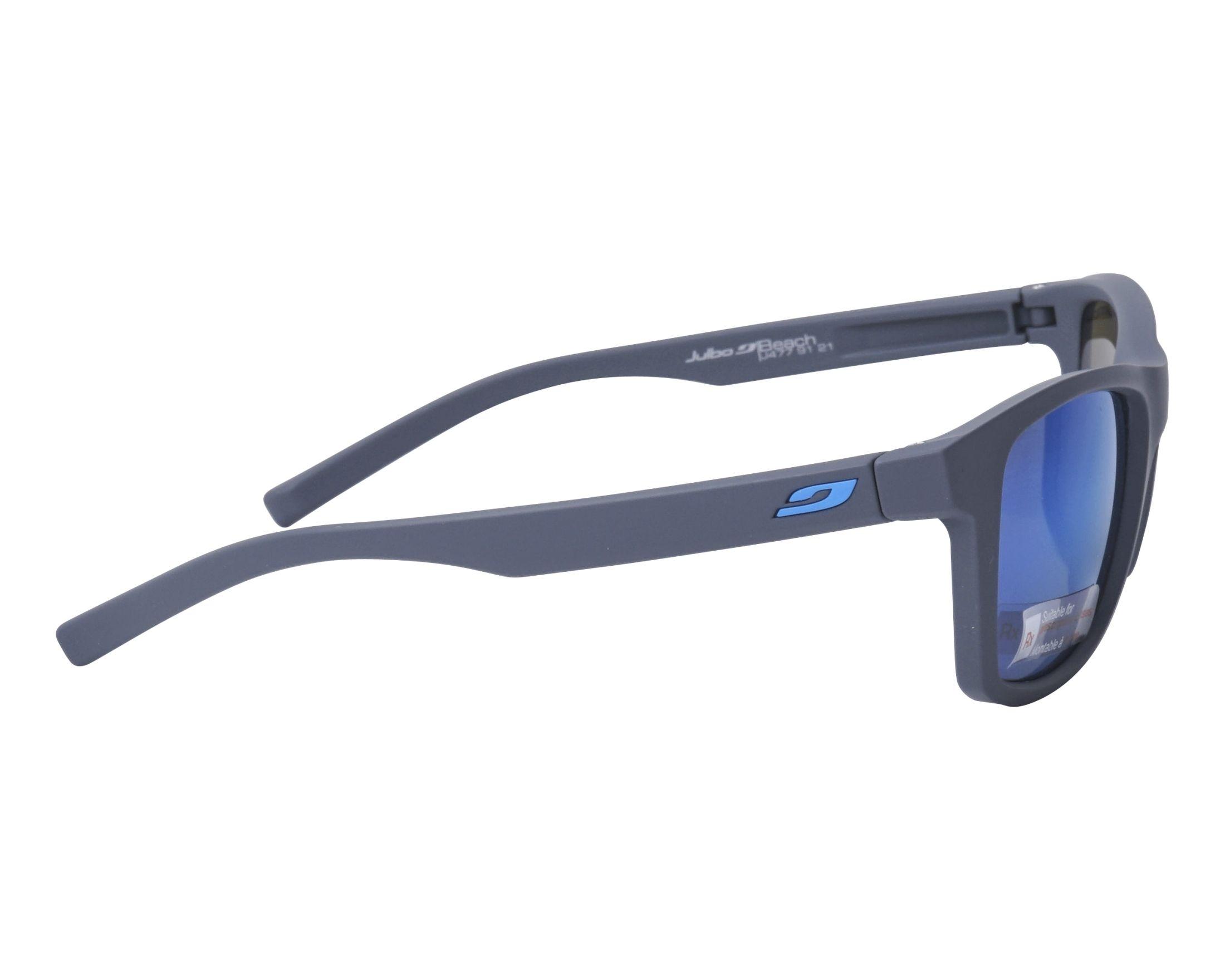 14977672f1 Sunglasses Julbo J477 9121 50-19 Grey side view