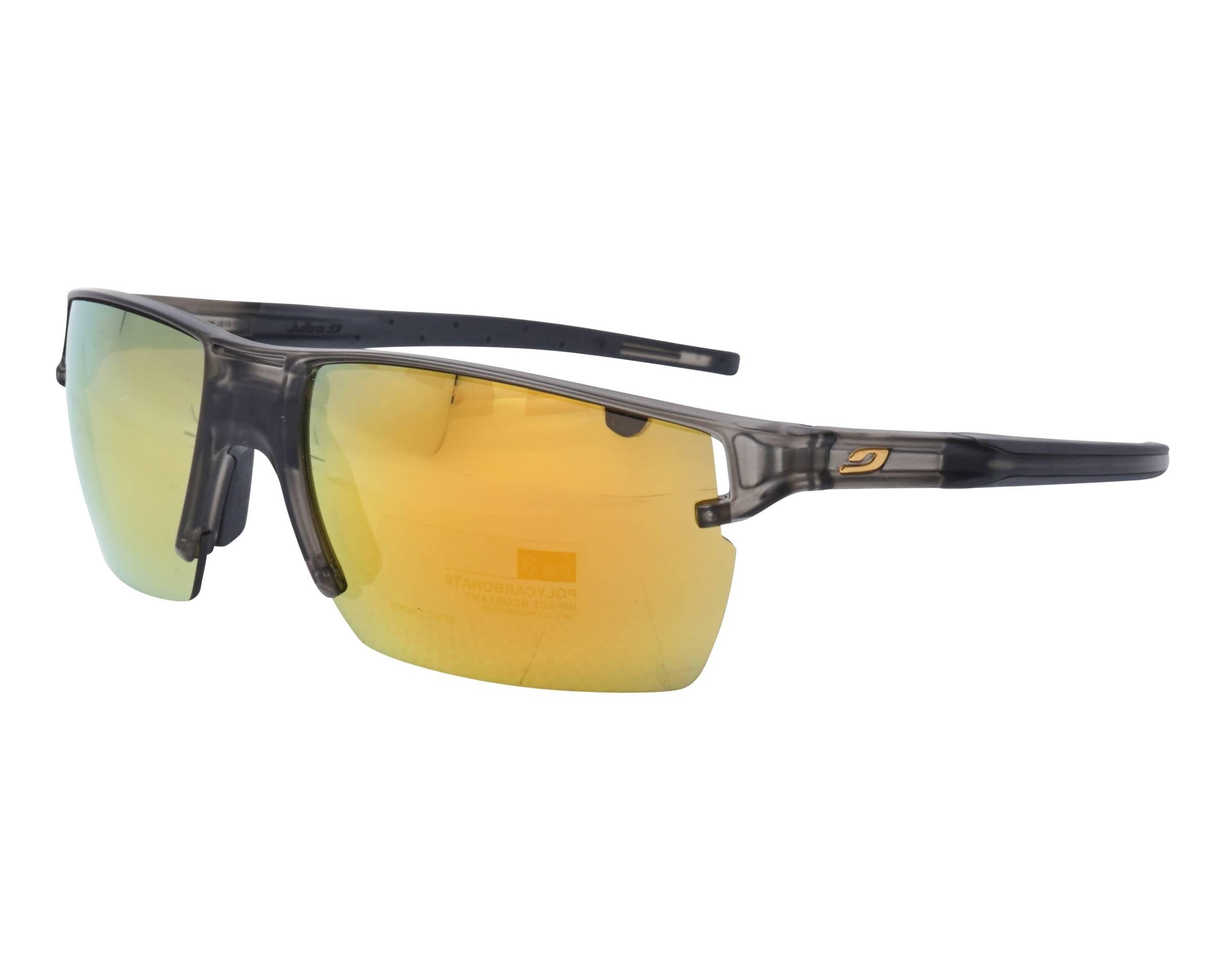 f12793af84202 Sunglasses Julbo J519 1154 61-18 Grey Grey profile view