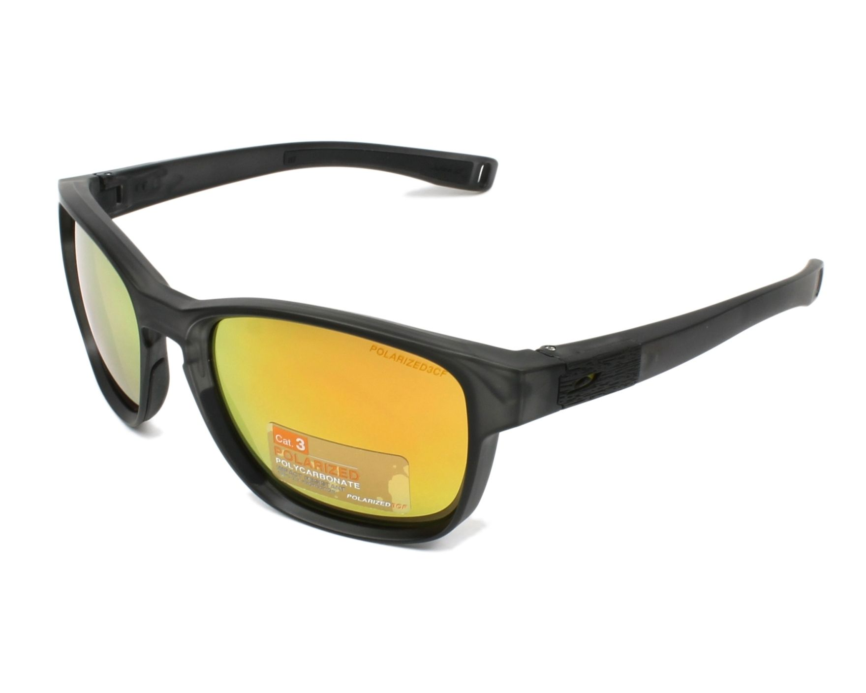 d85f5d5b0a188 Sunglasses Julbo J504 9414 57-18 Black profile view