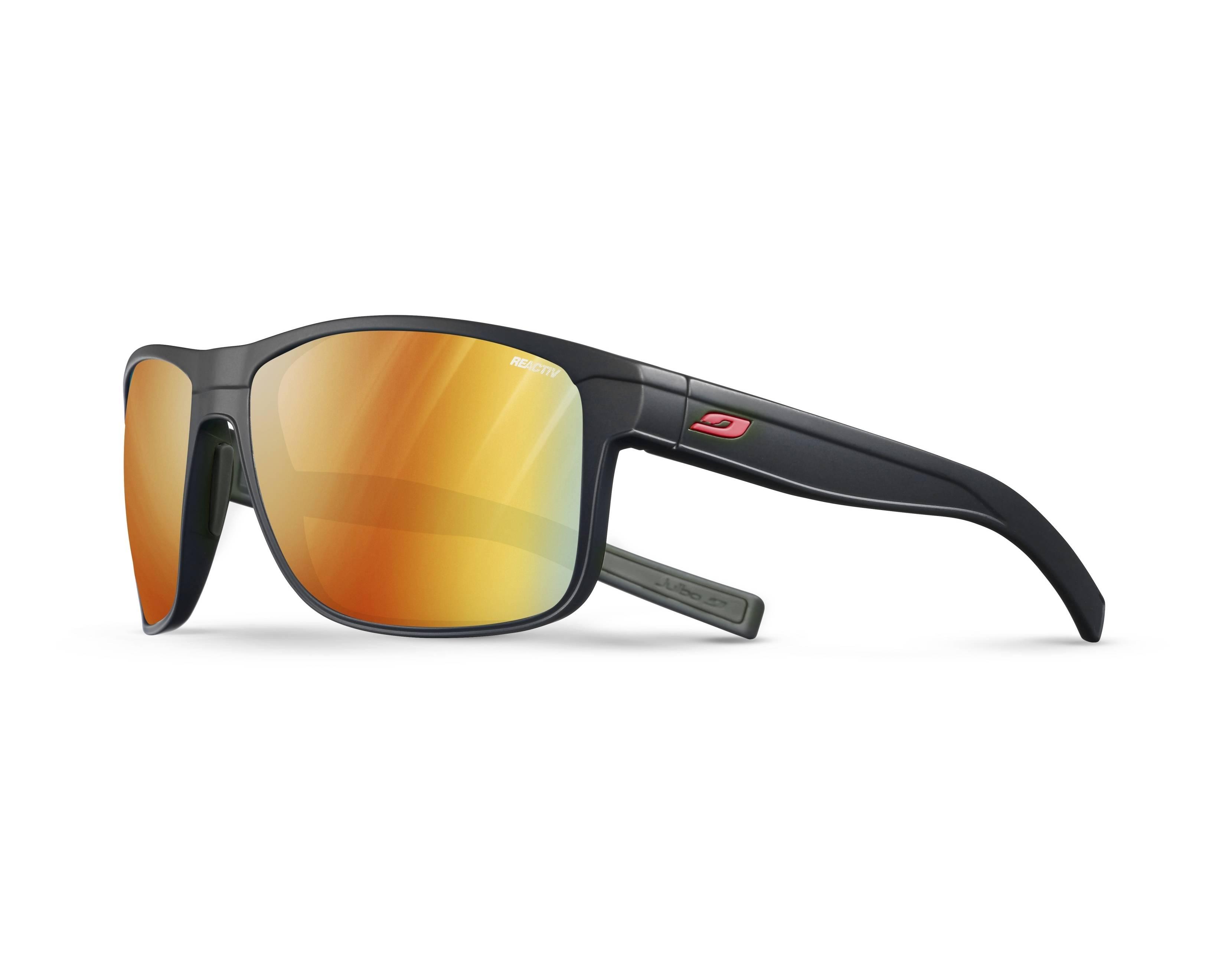 bc136c79282 Sunglasses Julbo J499 3314 61-17 Black profile view