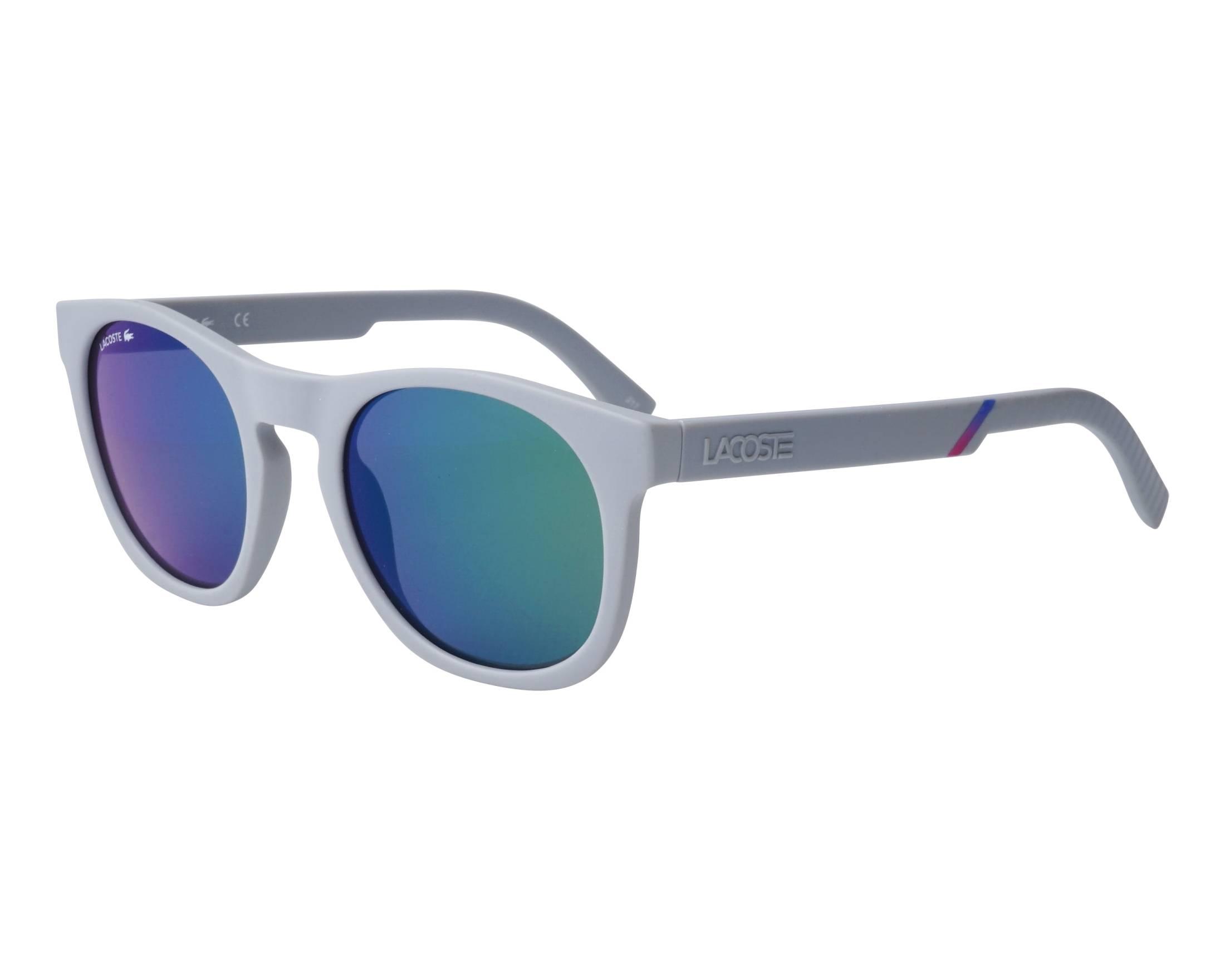 4eddf54a7611 Sunglasses Lacoste L-868-S 035 51-21 Grey profile view