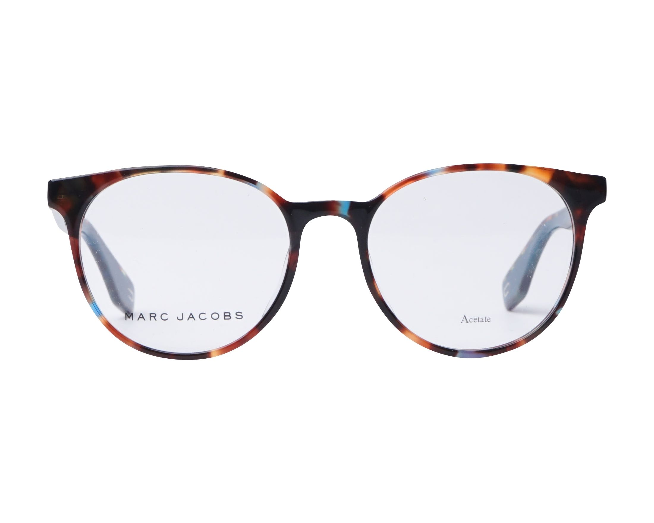 6f9ef3483d0 eyeglasses Marc Jacobs MARC-283 FZL 52-18 Mix Turquoise front view