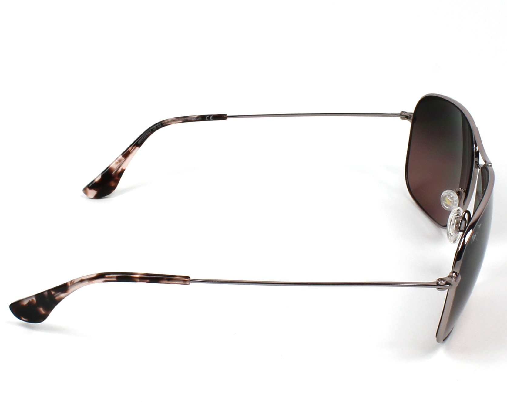 fa193056f43 Sunglasses Maui Jim RS-773 16R - Silver side view