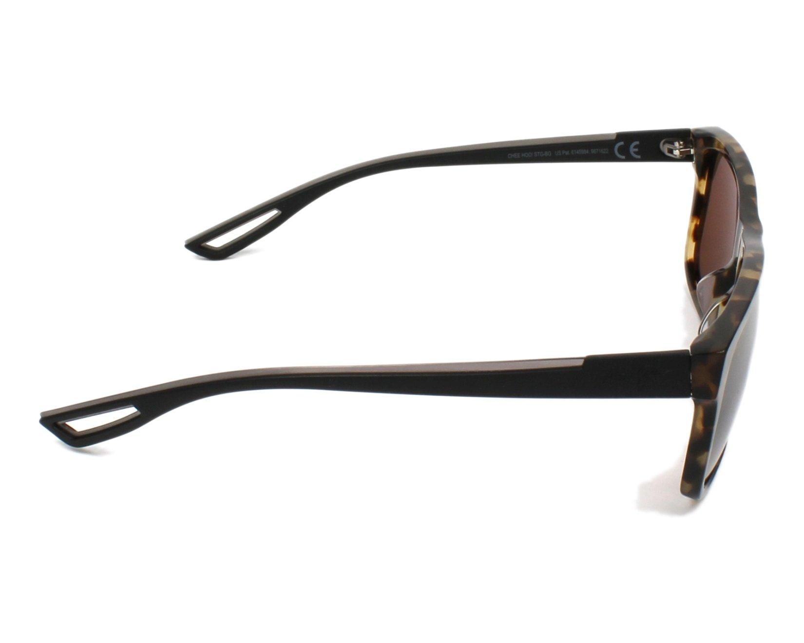 d078e9fe720ef Sunglasses Maui Jim H-765 10L 54-18 Havana Black side view