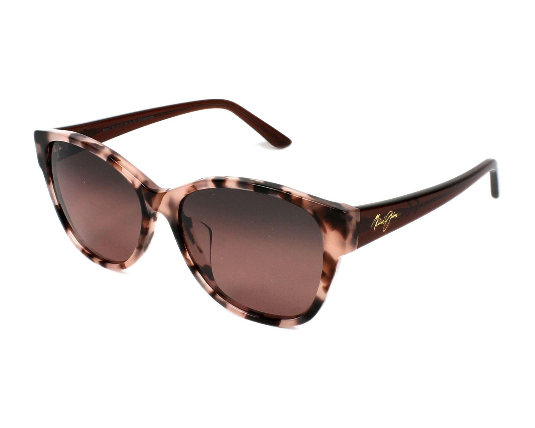 3f712e8824f7 Sunglasses Maui Jim RS-732 09T - Purple profile view