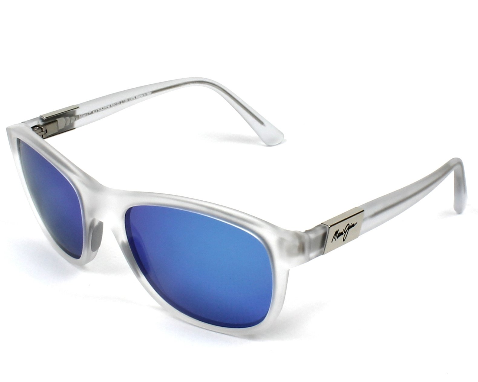 67fa6bf5c55 Polarized. Sunglasses Maui Jim B-745 05CM 55-20 Crystal Crystal profile view