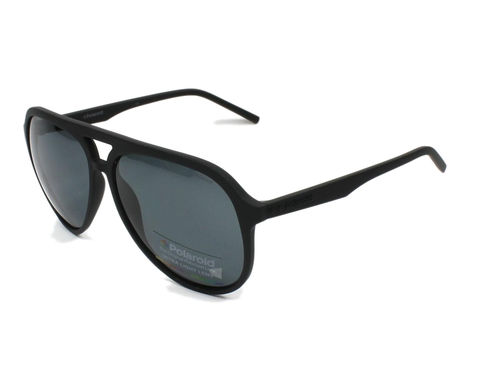 9464ed92d04c thumbnail Sunglasses Polaroid PLD-2048-S 003 M9 - Black profile view
