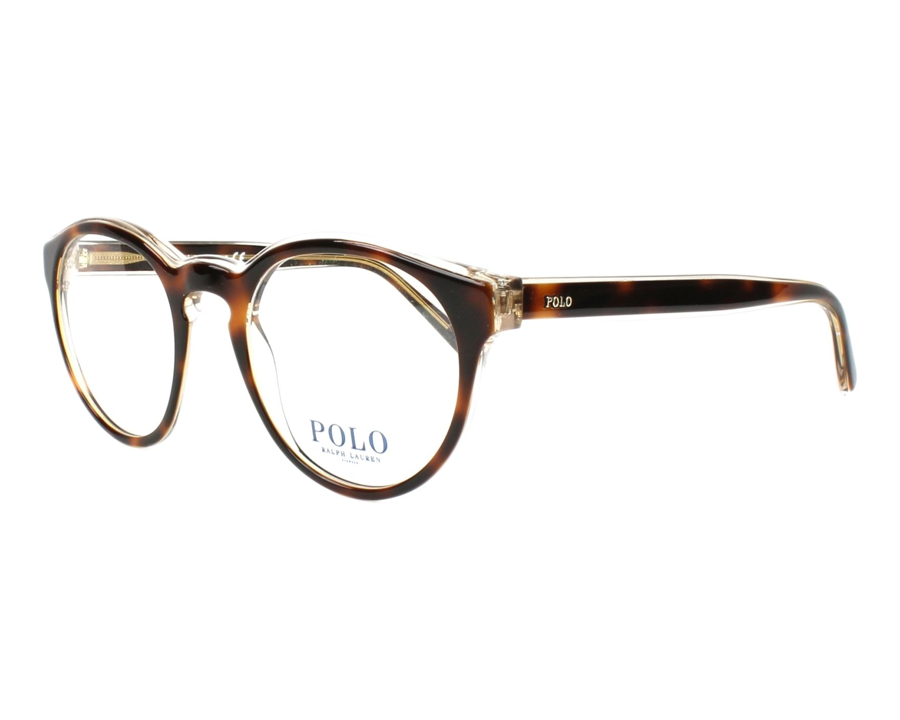 44f3f7fdec ... coupon for eyeglasses polo ralph lauren ph 2175 5640 50 20 havana  crystal profile view a5840