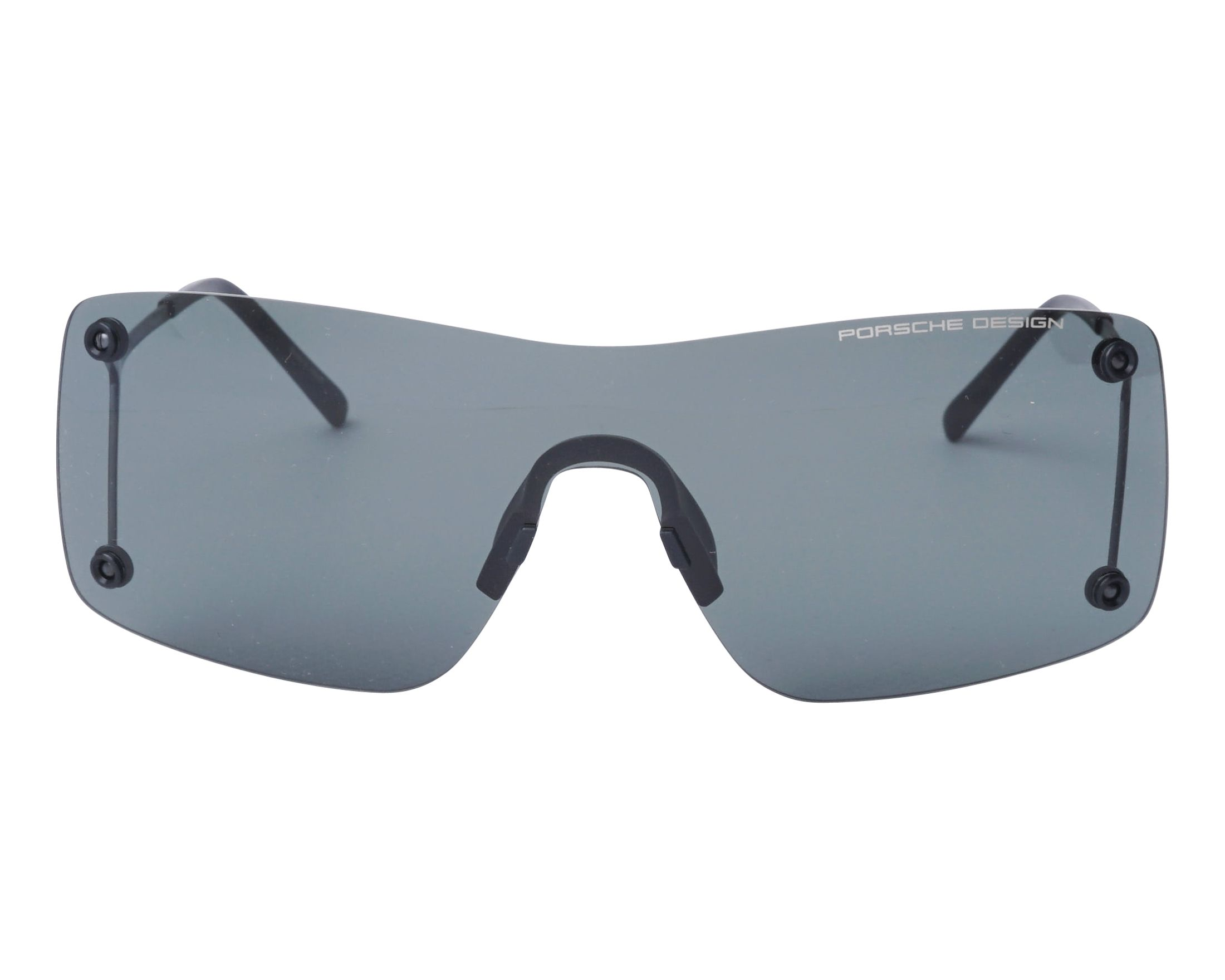 e0e2e8c4917 Sunglasses Porsche Design P-8620 C 64-16 Gun front view