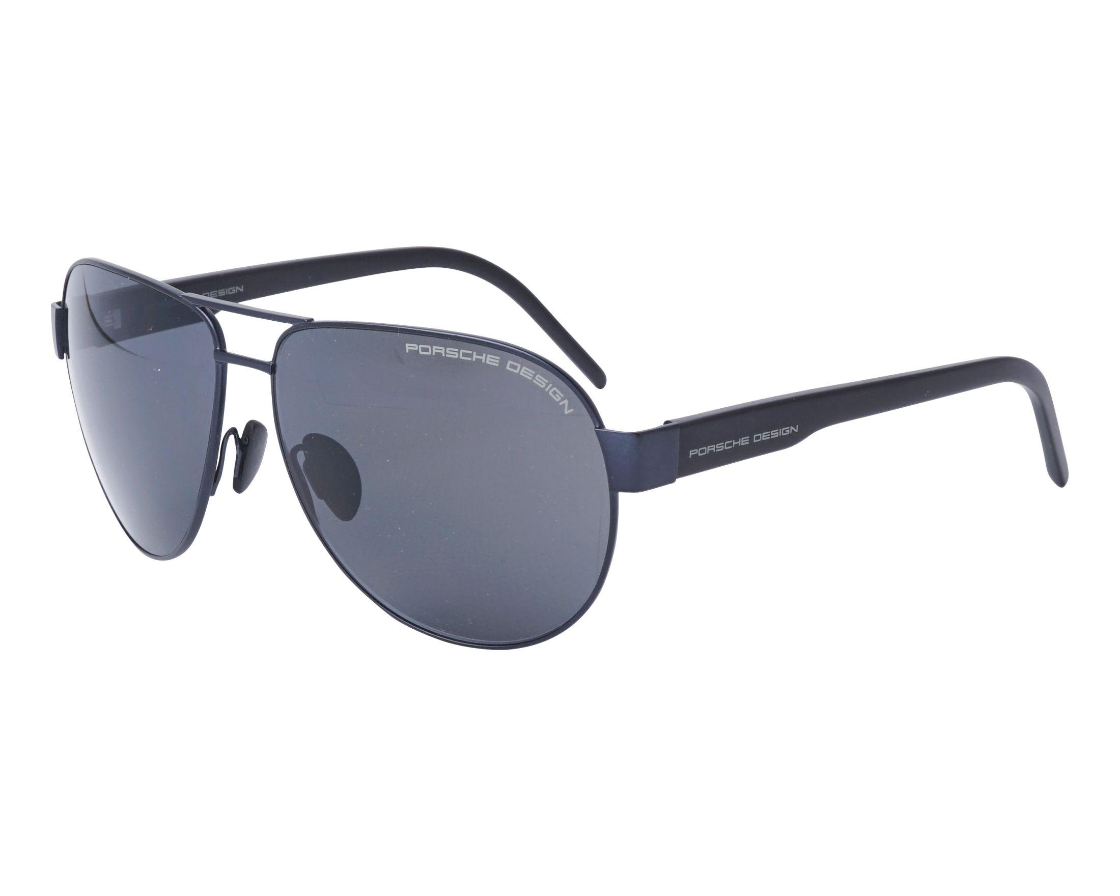 1ed140cfcb69 Sunglasses Porsche Design P-8632 C - Black profile view