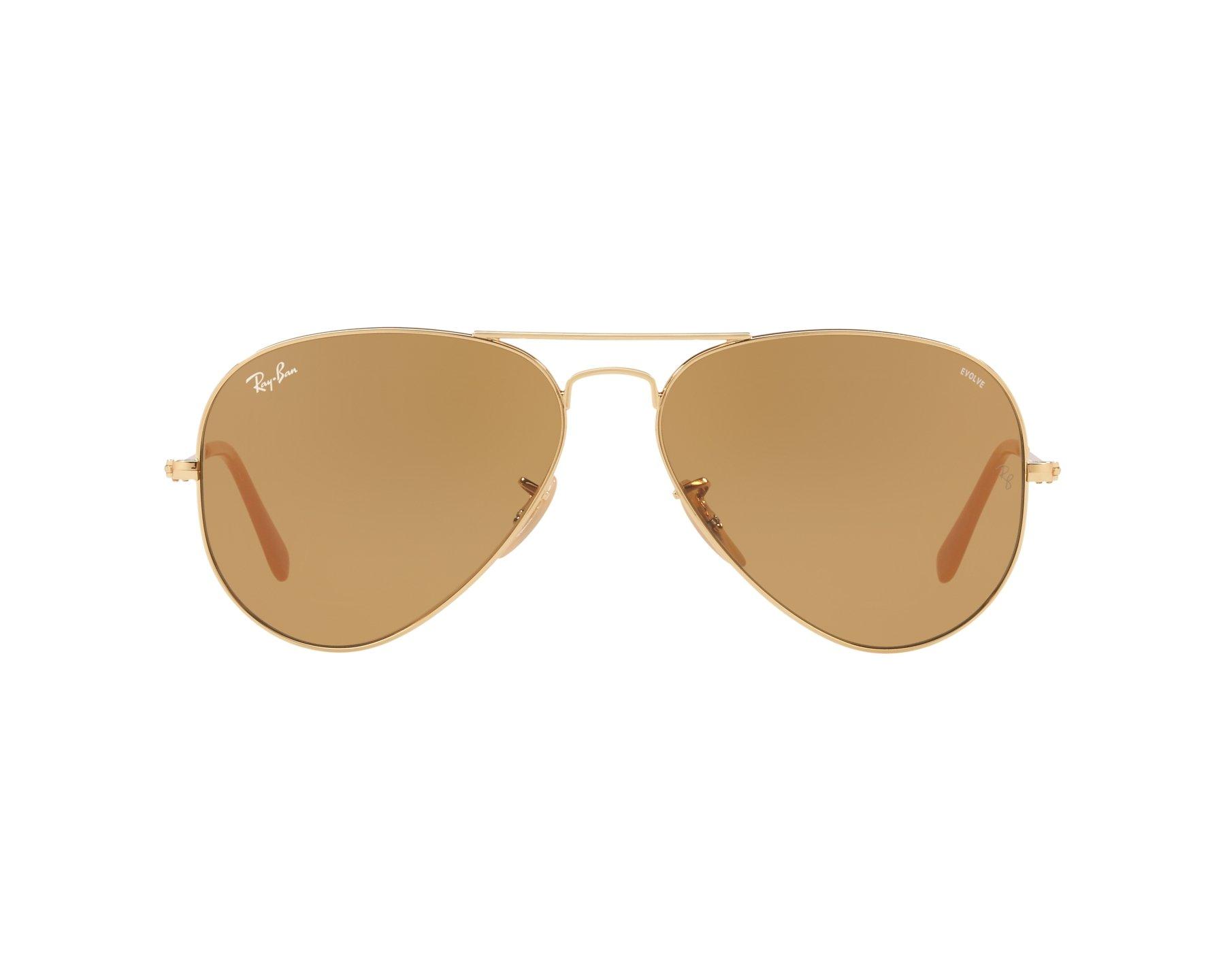 Sunglasses Ray-Ban Aviator metal RB-3025 - 90644l 5f5daa607471