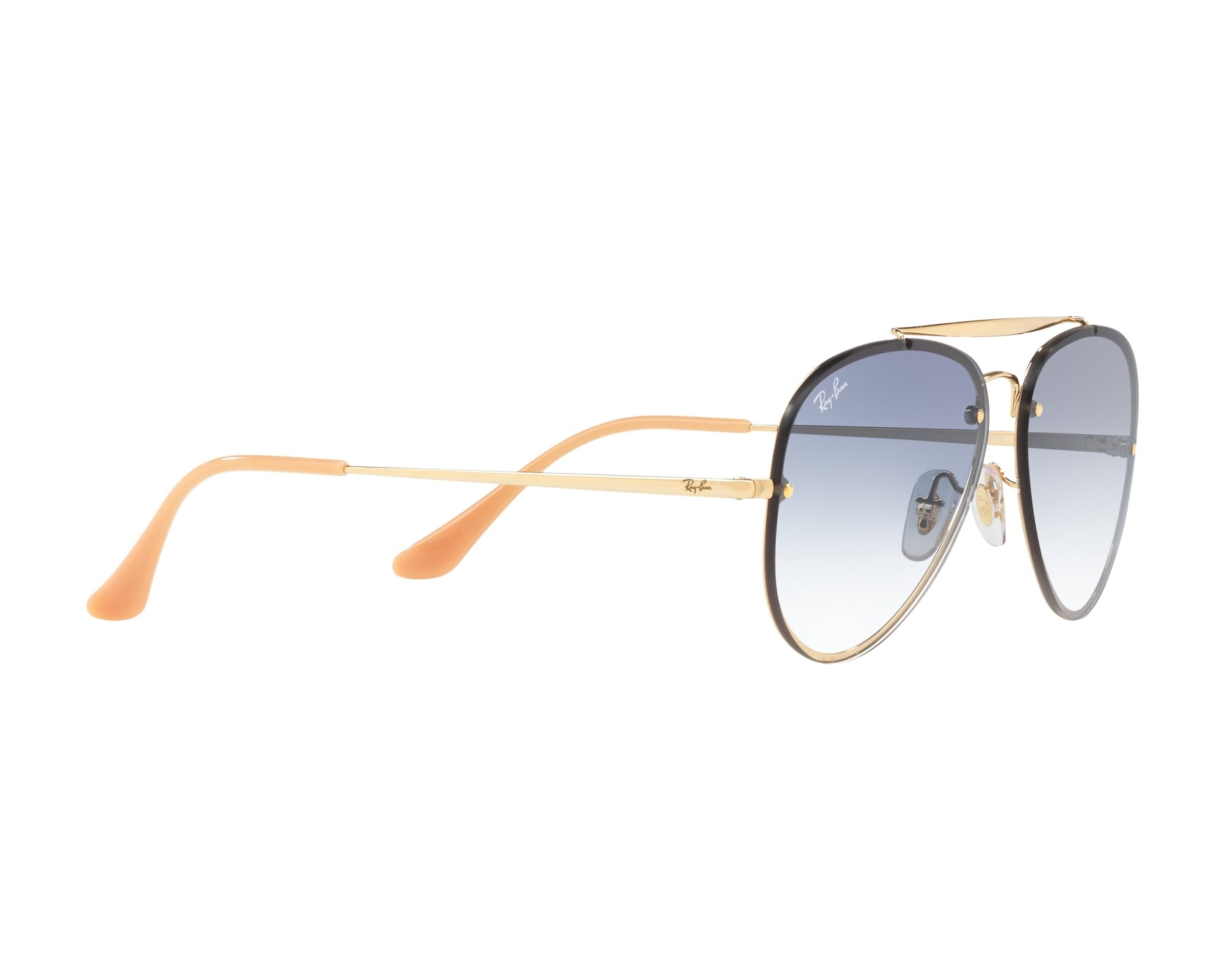 Sunglasses Ray-Ban RB-3584-N 001 19 58-13 Gold 4c9e5e90d4